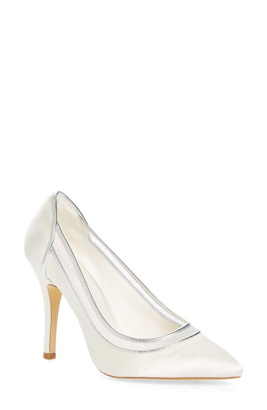 MENBUR Berenice Pointy Toe Pump
