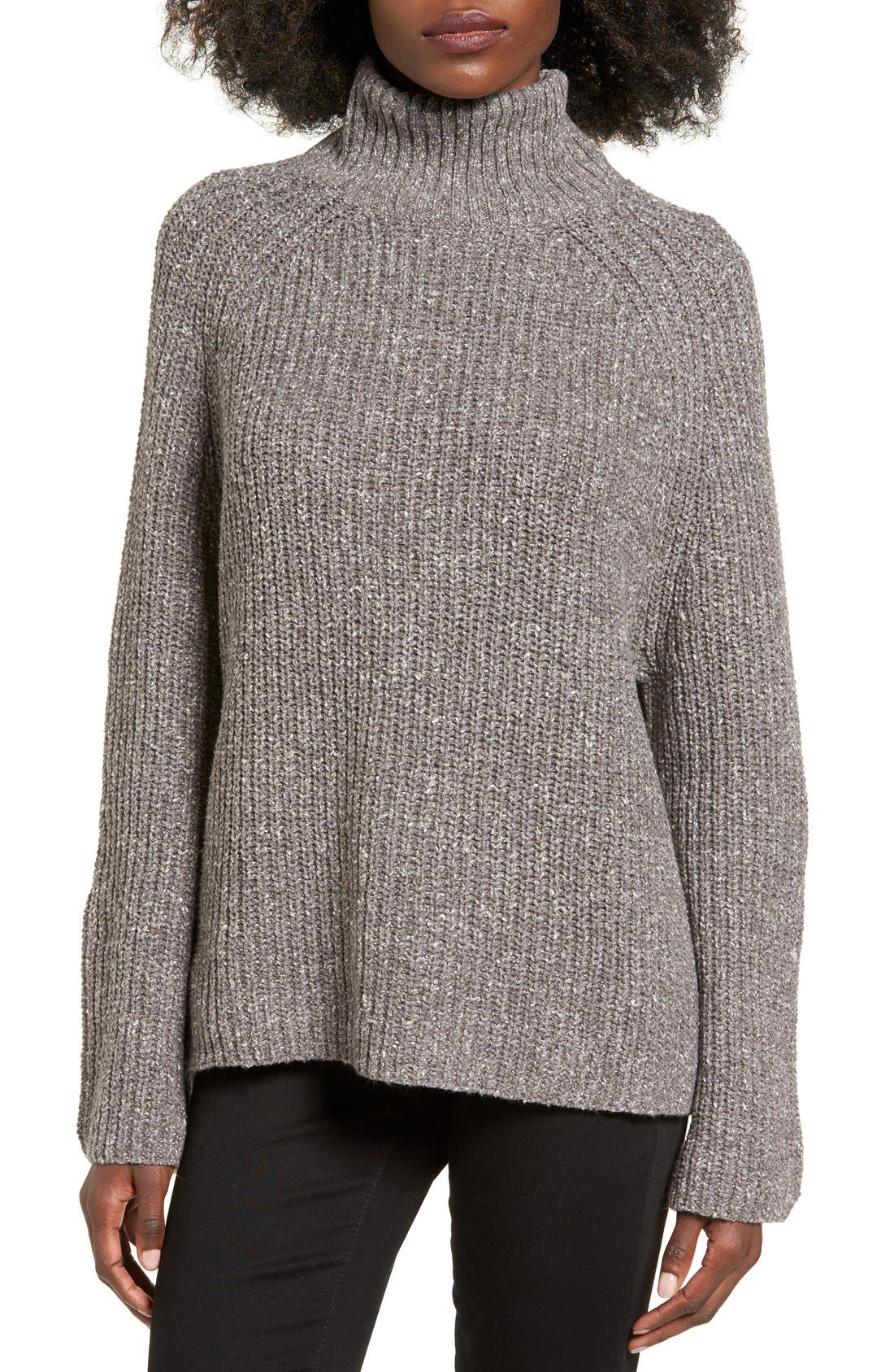Main Image - BP. Mock Neck Sweater
