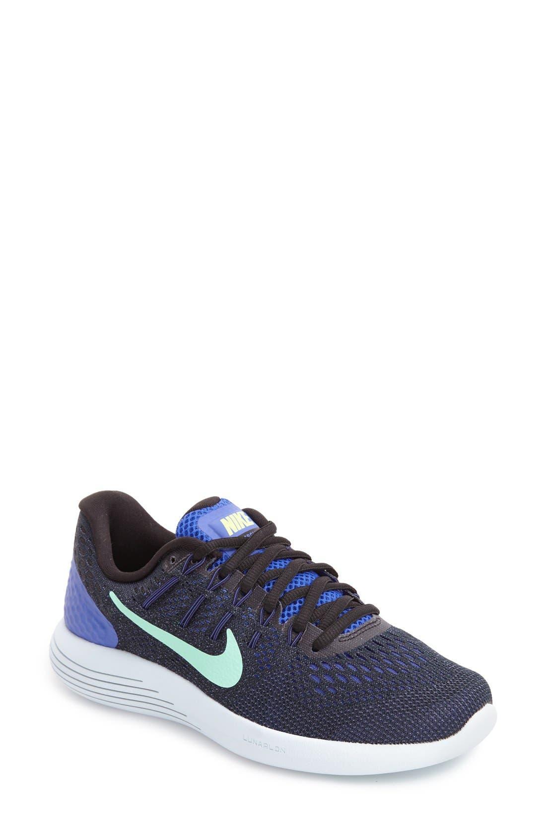 Alternate Image 1 Selected - Nike 'LunarGlide 8' Running Shoe (Women)