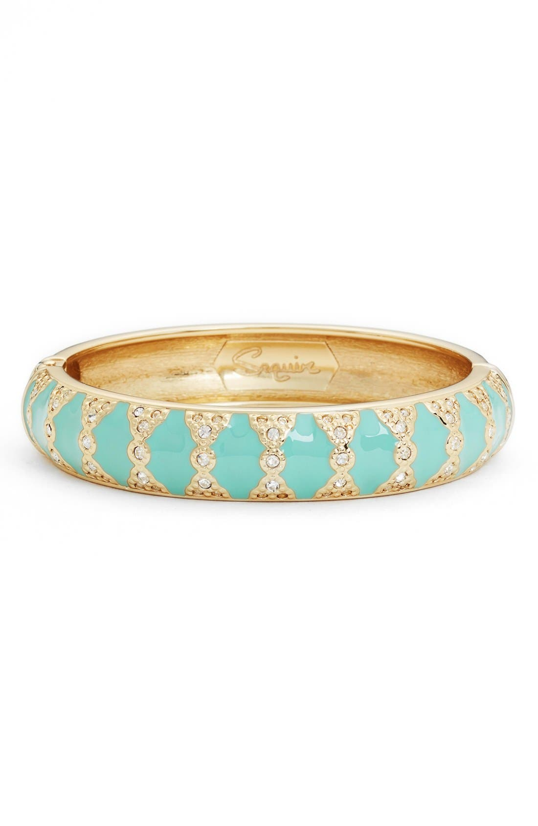 Sequin Moorish Embellished Bangle