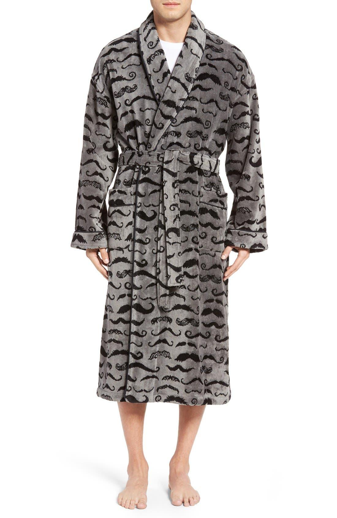 MAJESTIC INTERNATIONAL Cotton Terry Robe