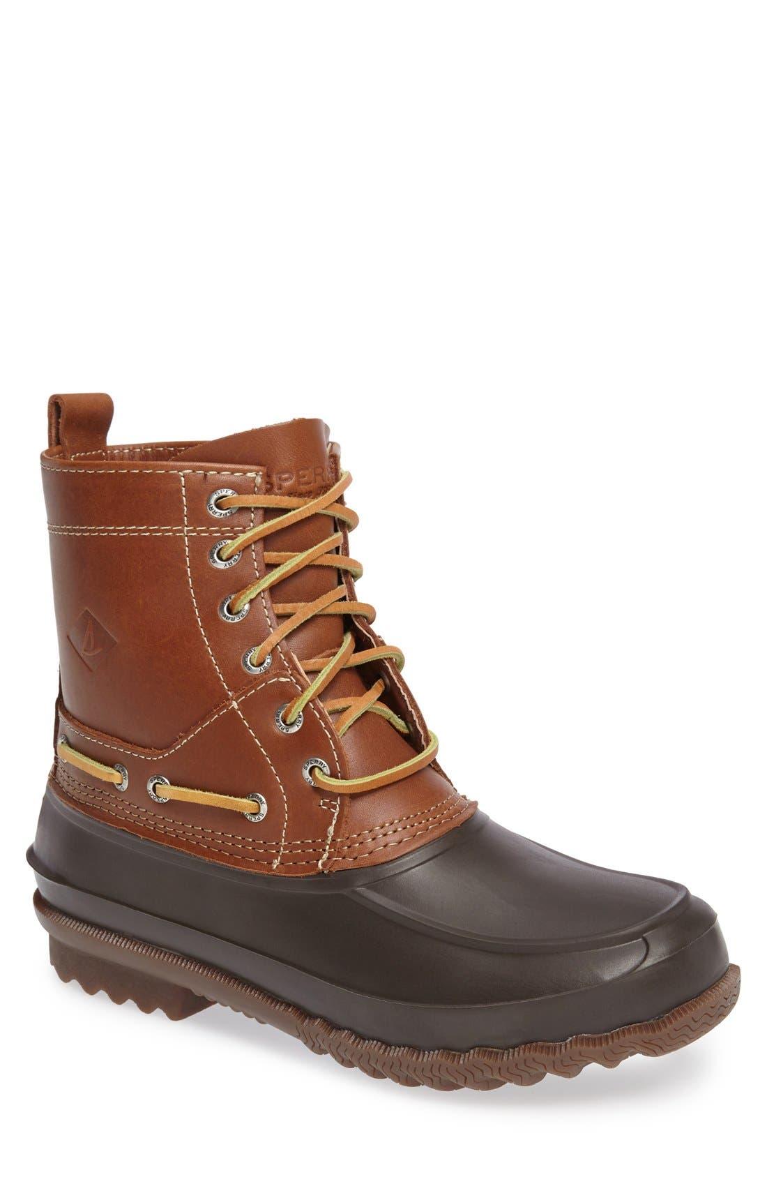 Alternate Image 1 Selected - Sperry 'Decoy' Waterproof Boot (Men)