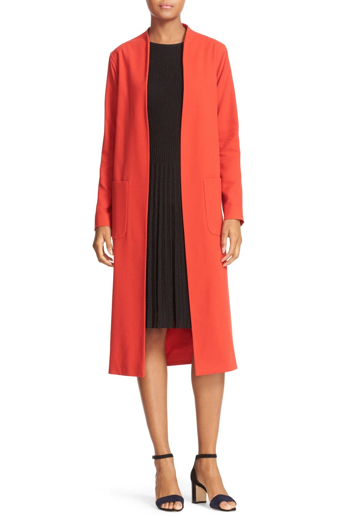 Helene Berman Duster Jacket