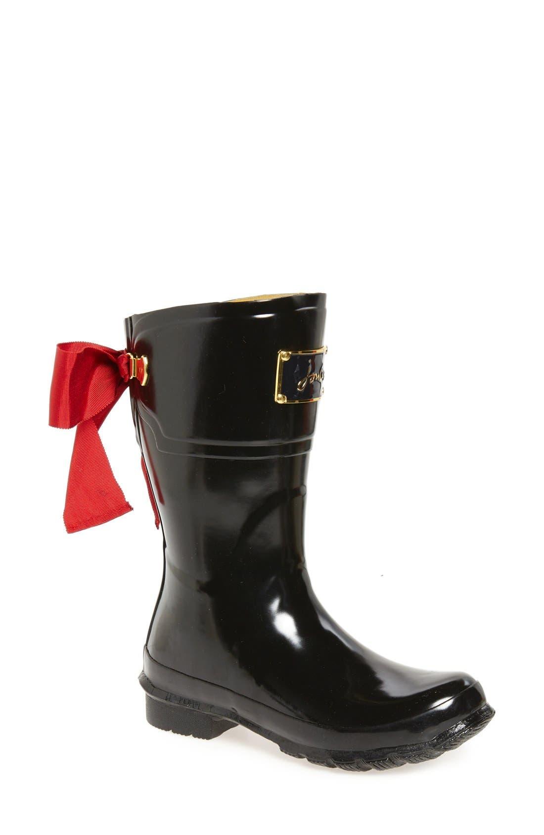 JOULES Evedon Short Rain Boot