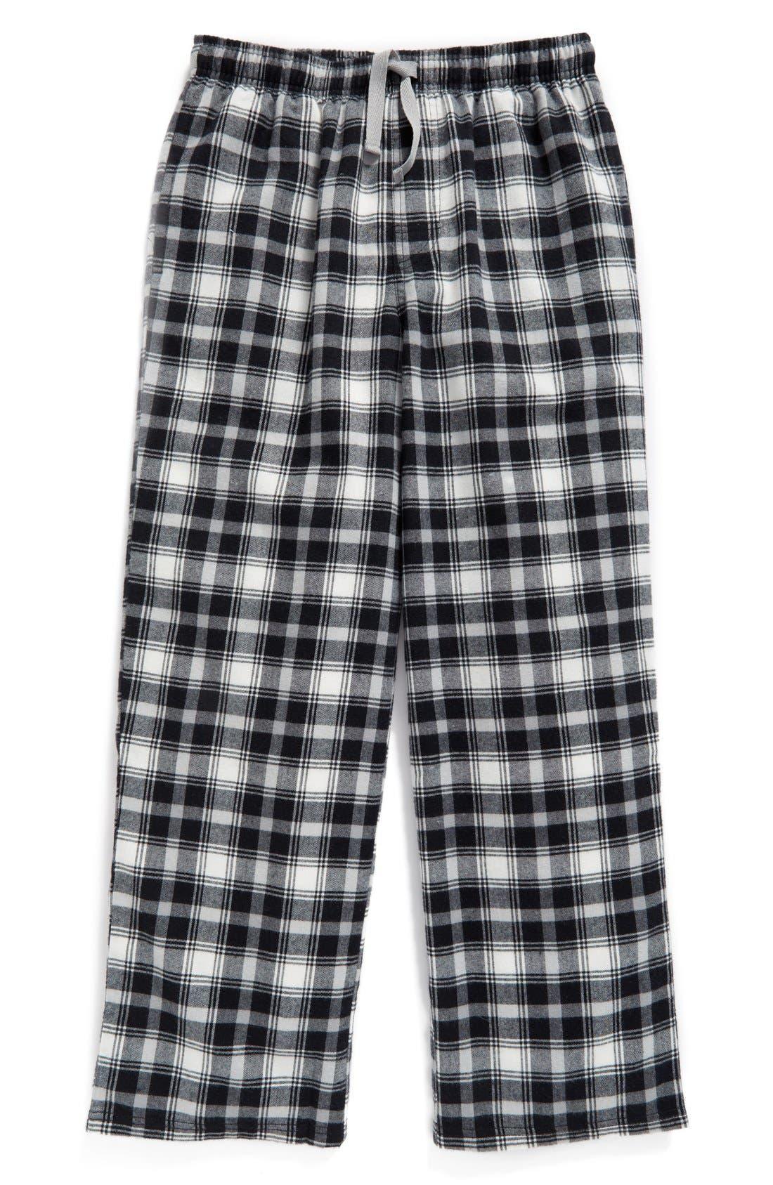Alternate Image 1 Selected - Tucker + Tate Flannel Pajama Pants (Little Boys & Big Boys)