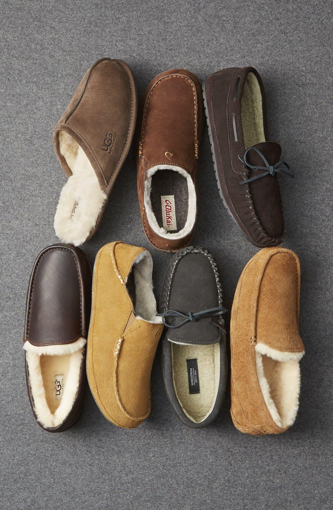 Alternate Image 5  - Nordstrom Men's Shop Delaware Slipper