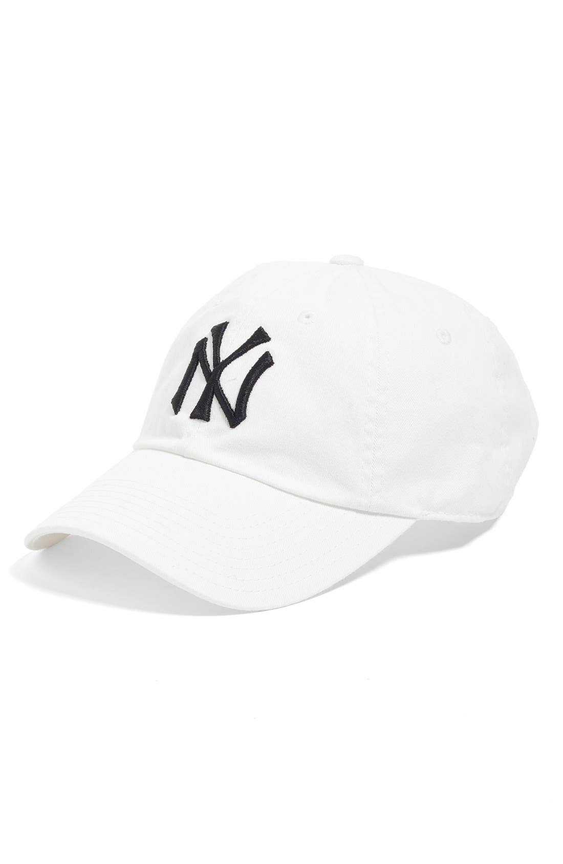 Alternate Image 1 Selected - American Needle 'New York Yankees' Baseball Cap