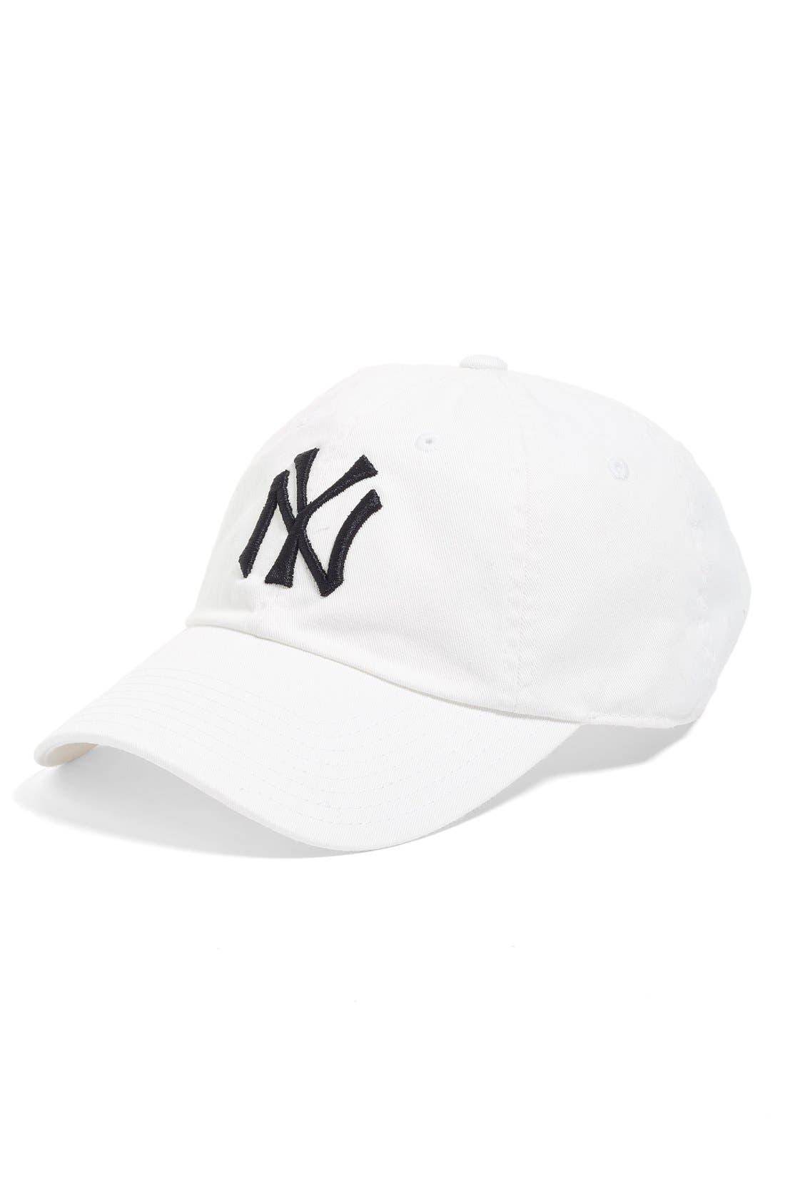 Main Image - American Needle 'New York Yankees' Baseball Cap