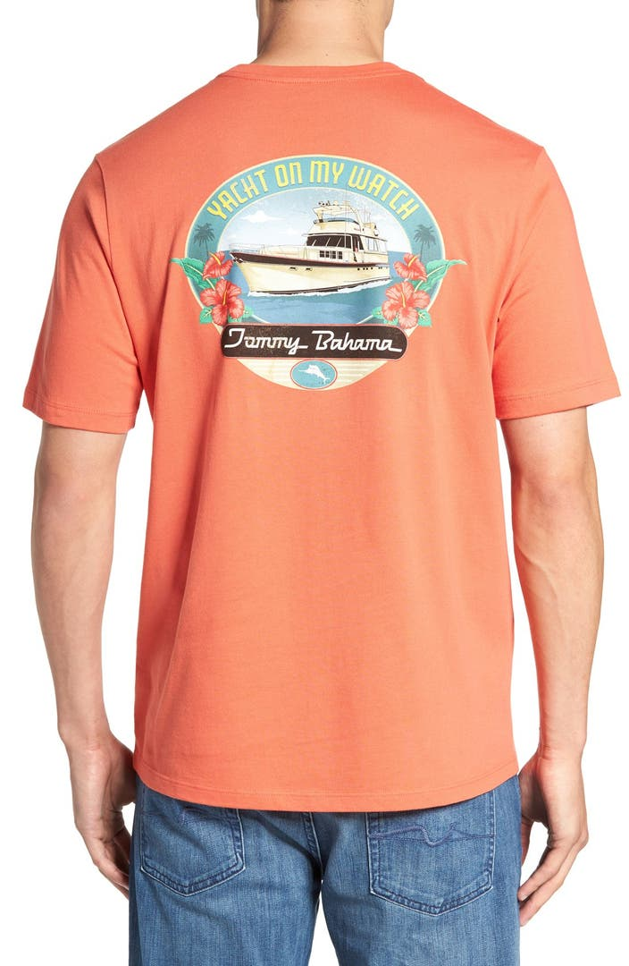 Tommy Bahama 39 Yacht On My Watch 39 Graphic T Shirt Nordstrom