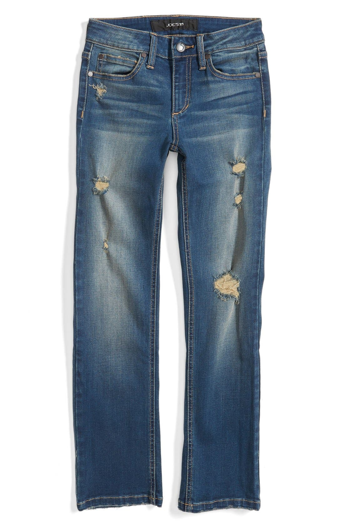 JOE'S 'Brixton Sandro' Distressed Straight Leg Jeans