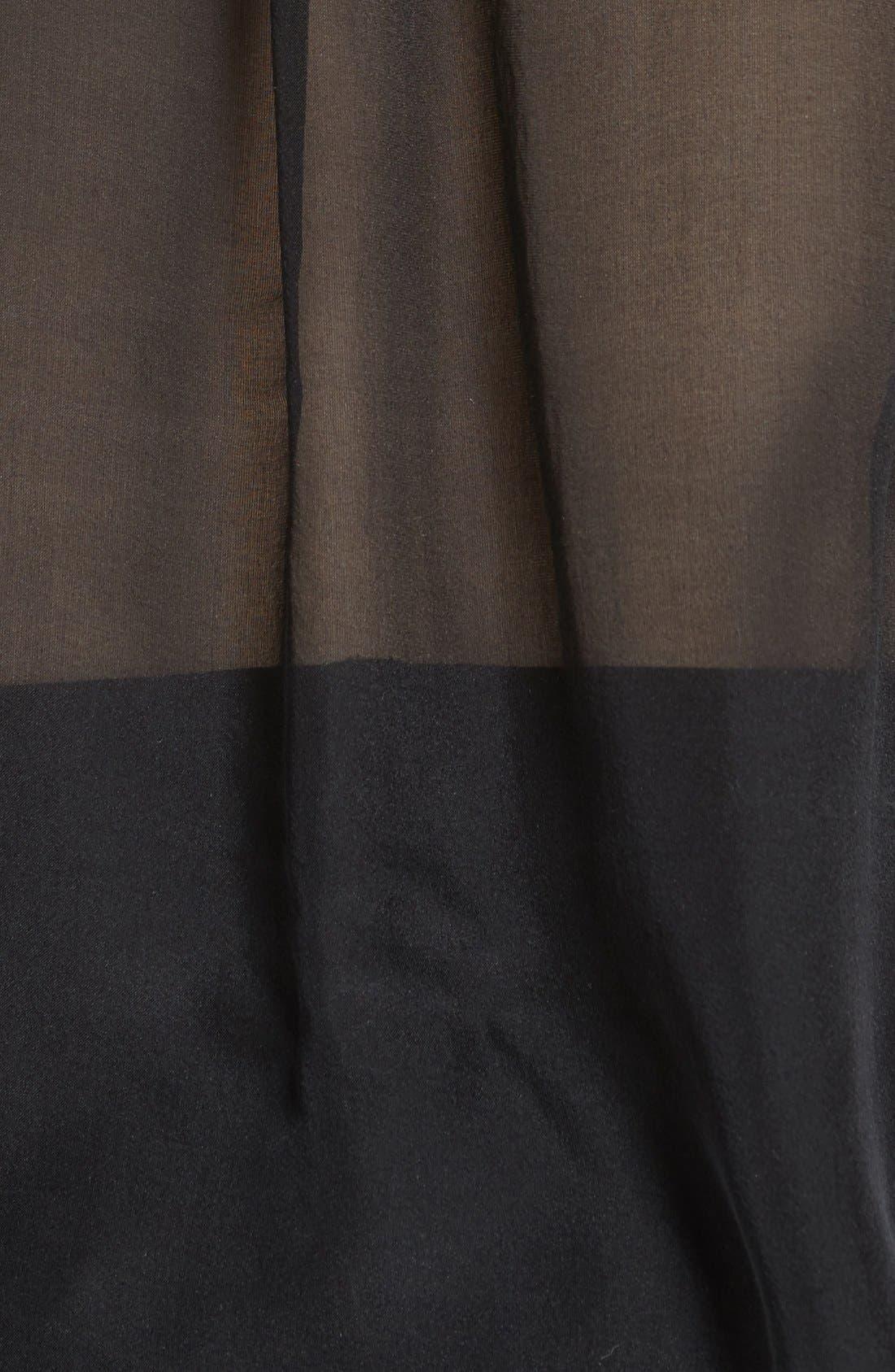 Alternate Image 5  - Equipment Leema Tie Neck Silk Blouse