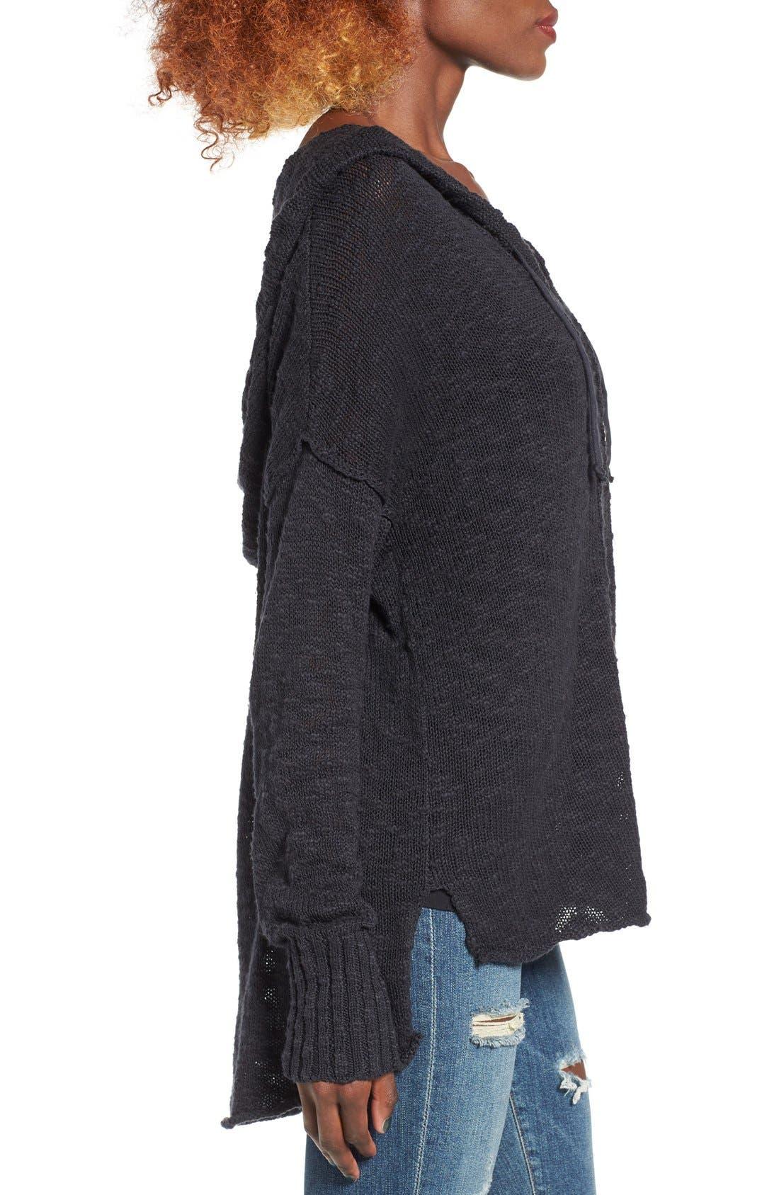 Alternate Image 3  - Roxy Airwaves Hooded Sweater