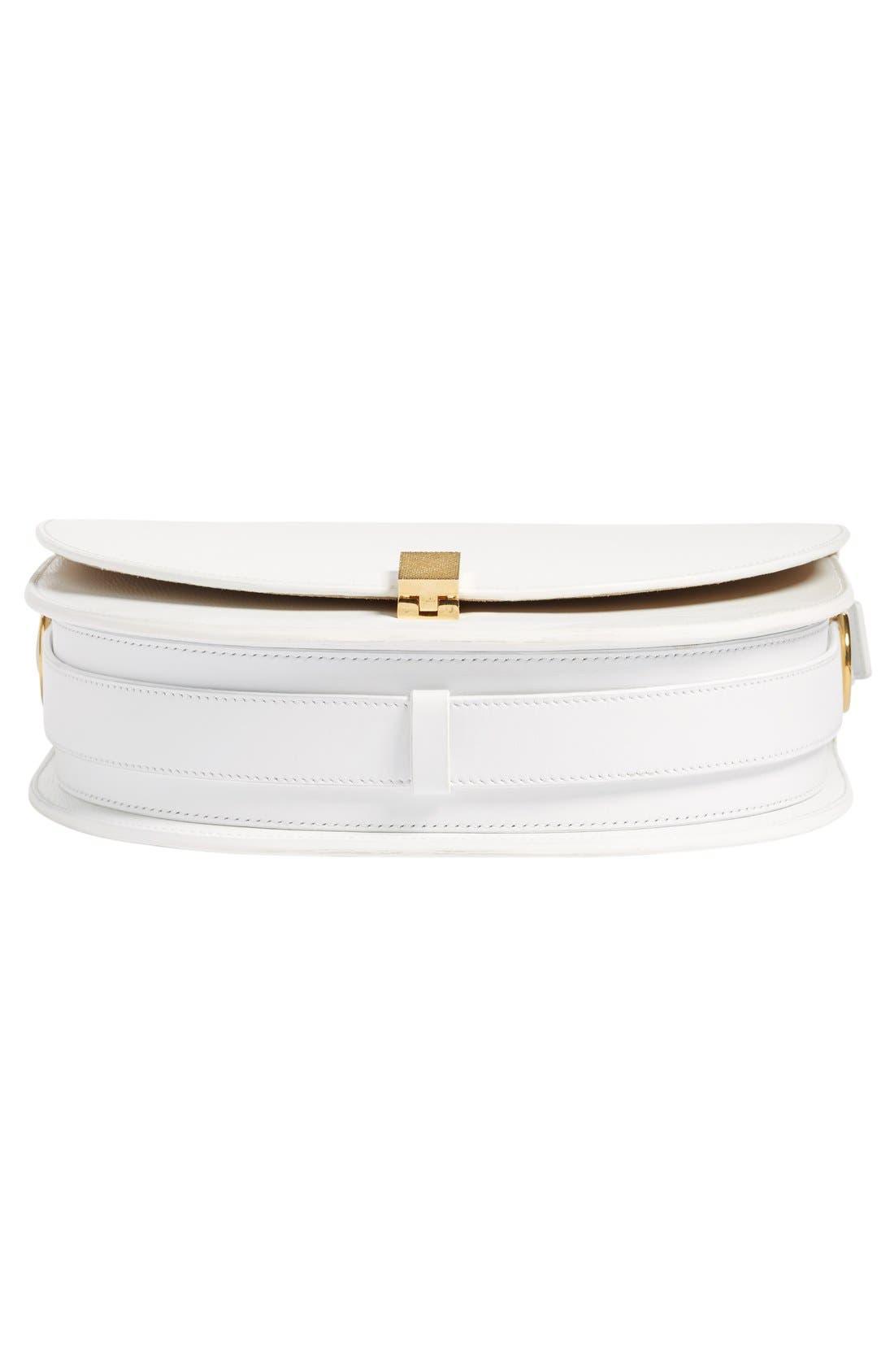 Alternate Image 6  - Victoria Beckham Half Moon Box Shoulder Bag