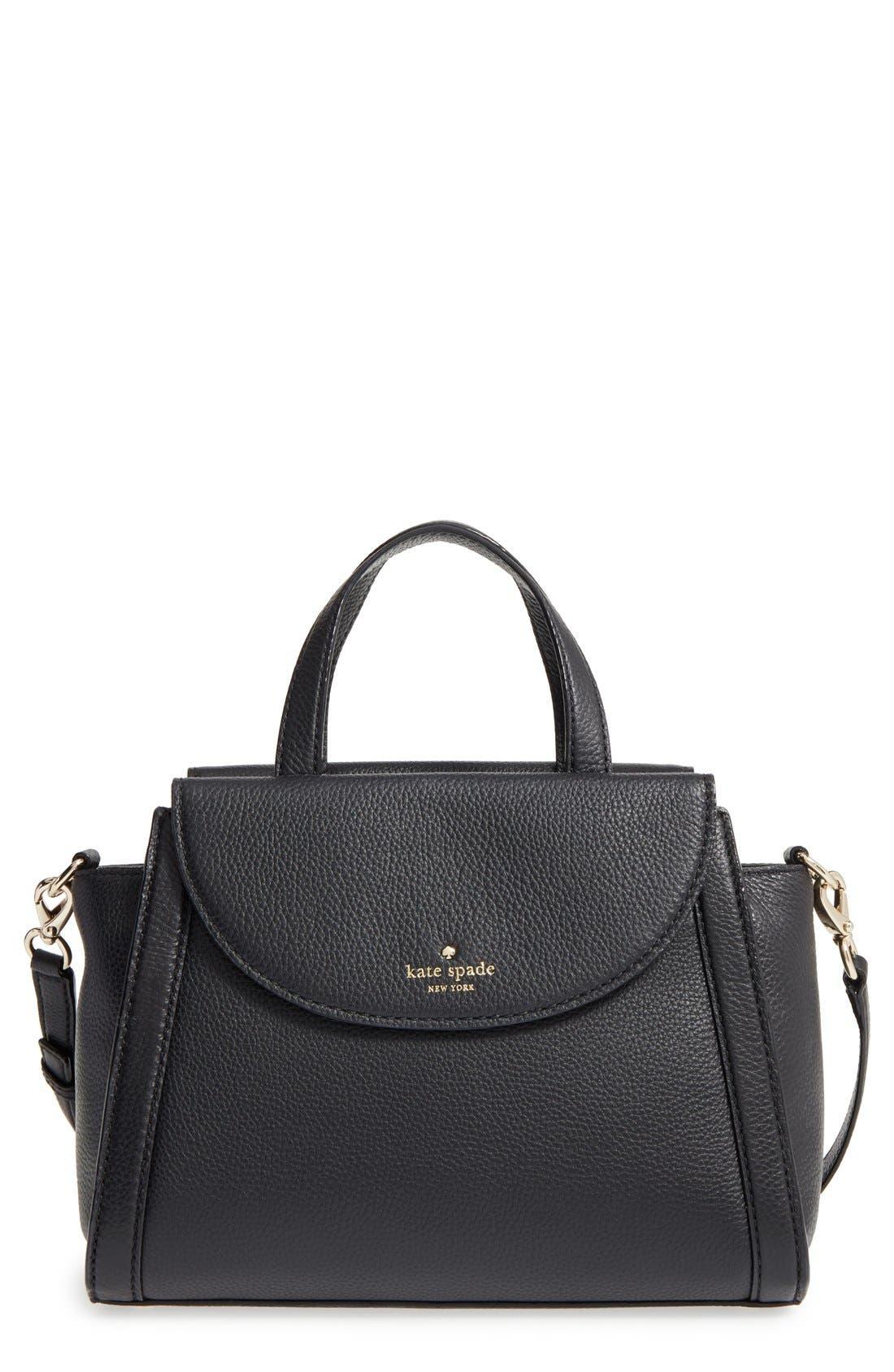 Main Image - kate spade new york cobble hill - medium adrien leather satchel