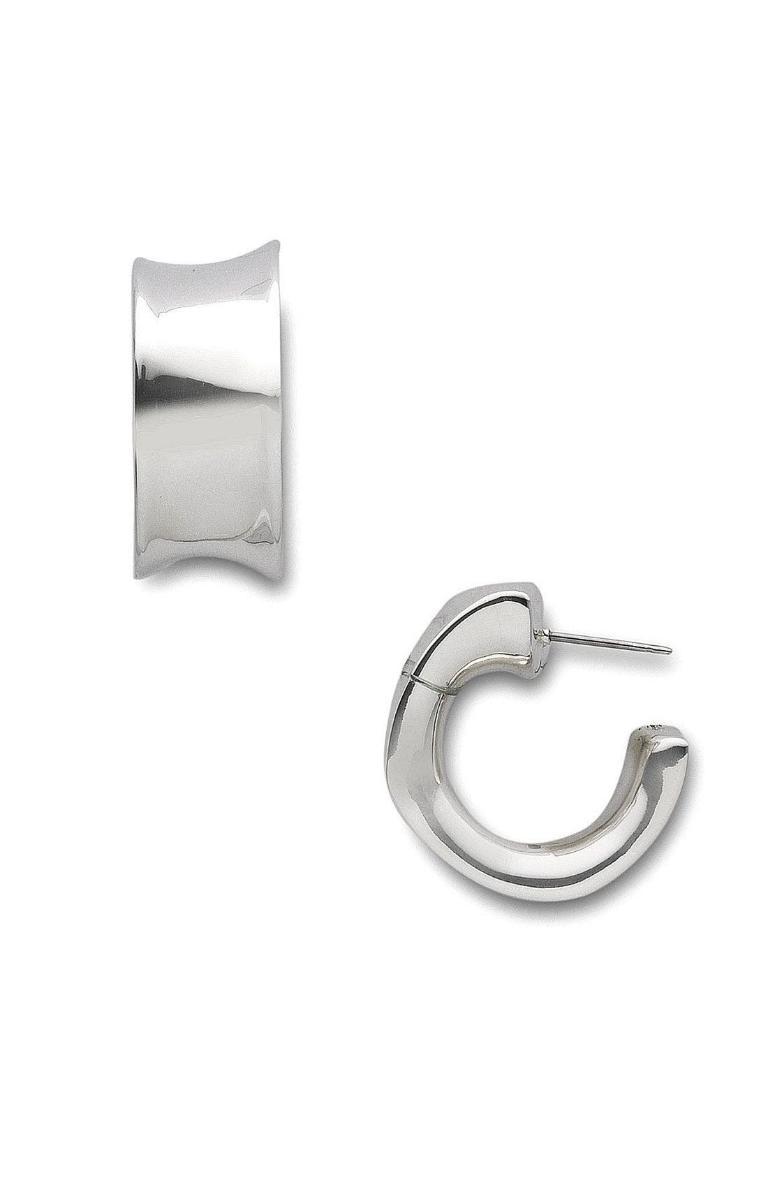 Main Image - Simon Sebbag Small Square Hoop Earrings