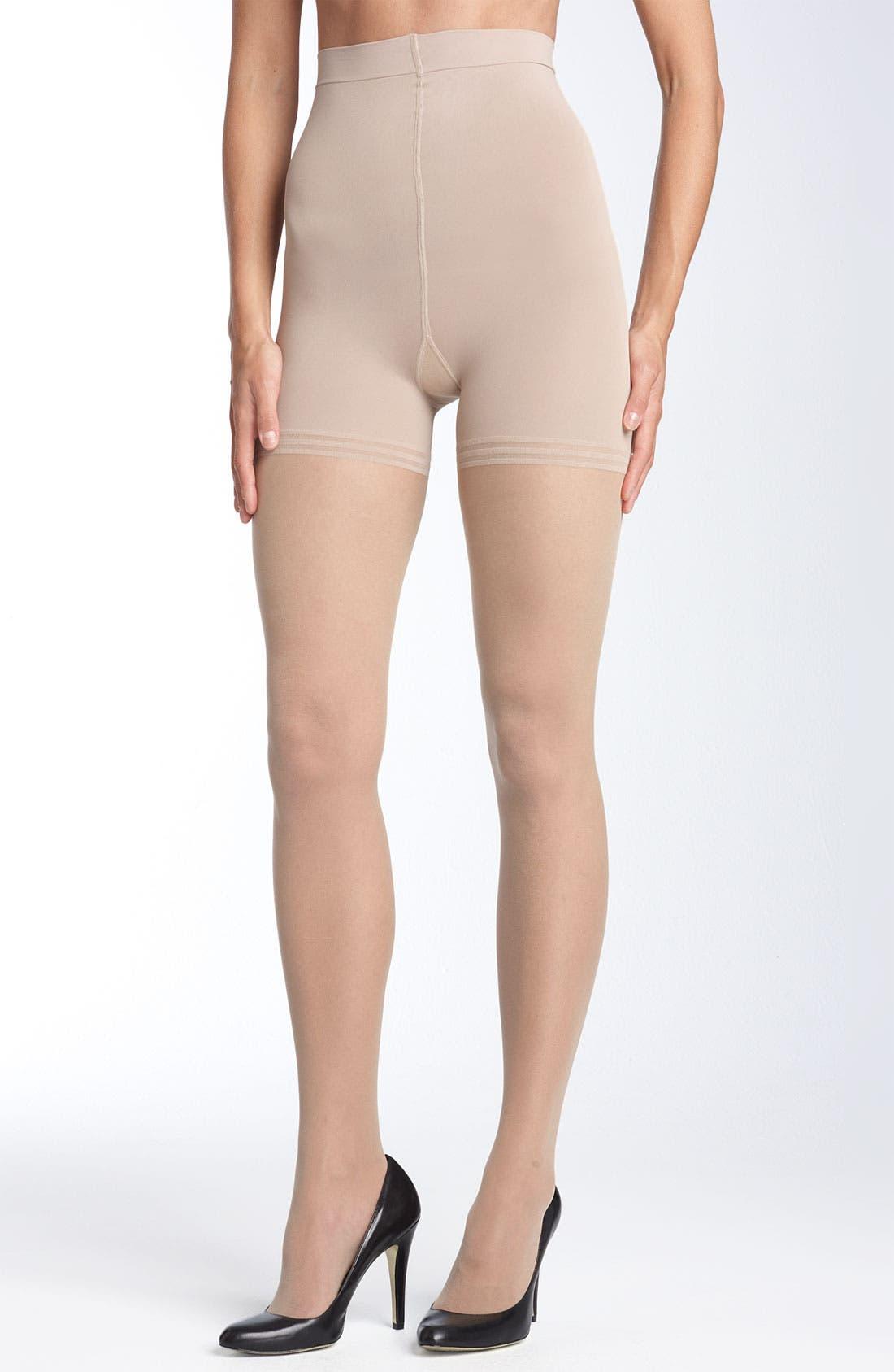 Donna Karan 'Sheer Satin Ultimate Toner' Pantyhose