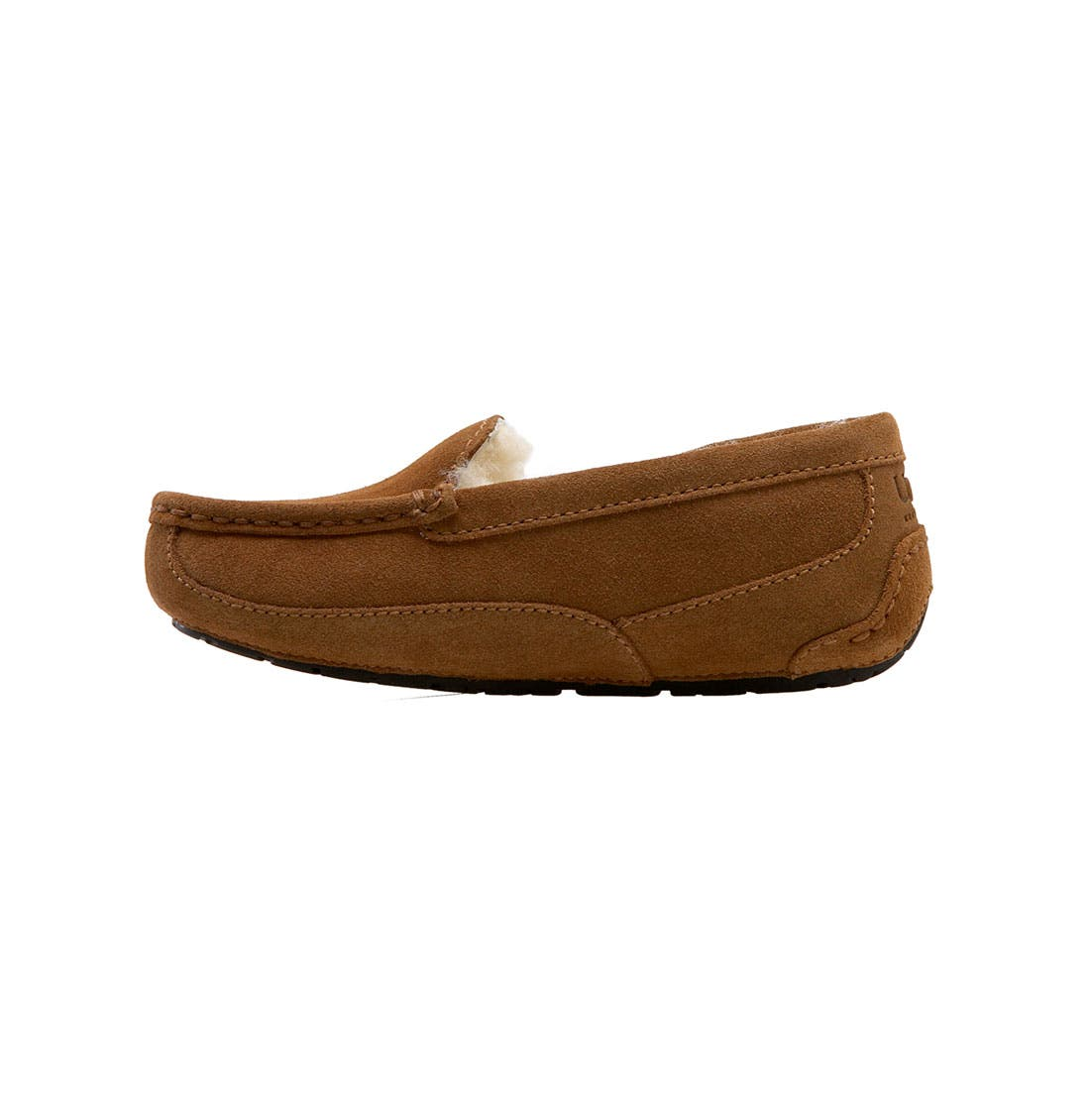 Alternate Image 2  - UGG® Ascot Slipper (Toddler, Little Kid & Big Kid)