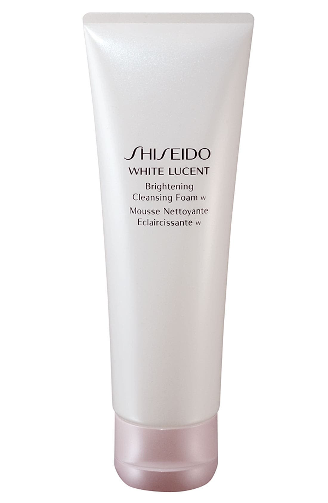 Shiseido 'White Lucent' Brightening Cleansing Foam