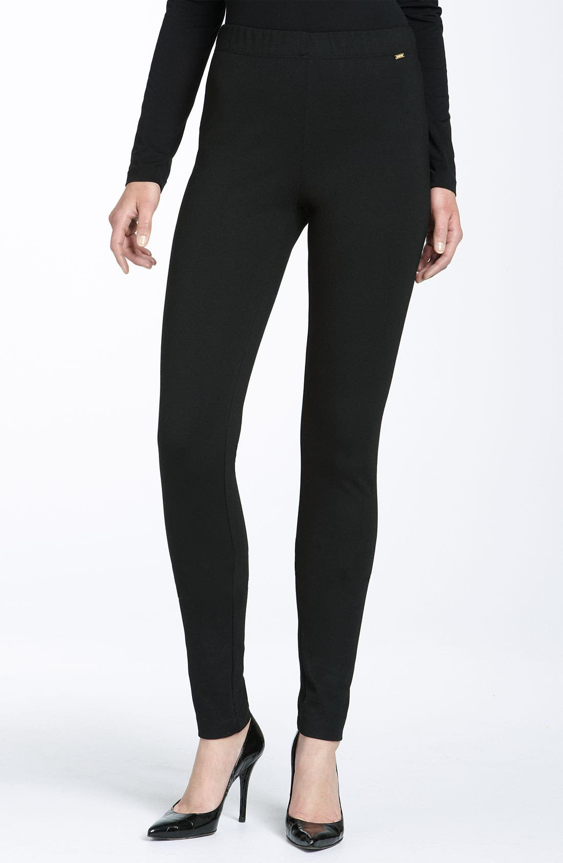 Alternate Image 1 Selected - St. John Yellow Label Leggings