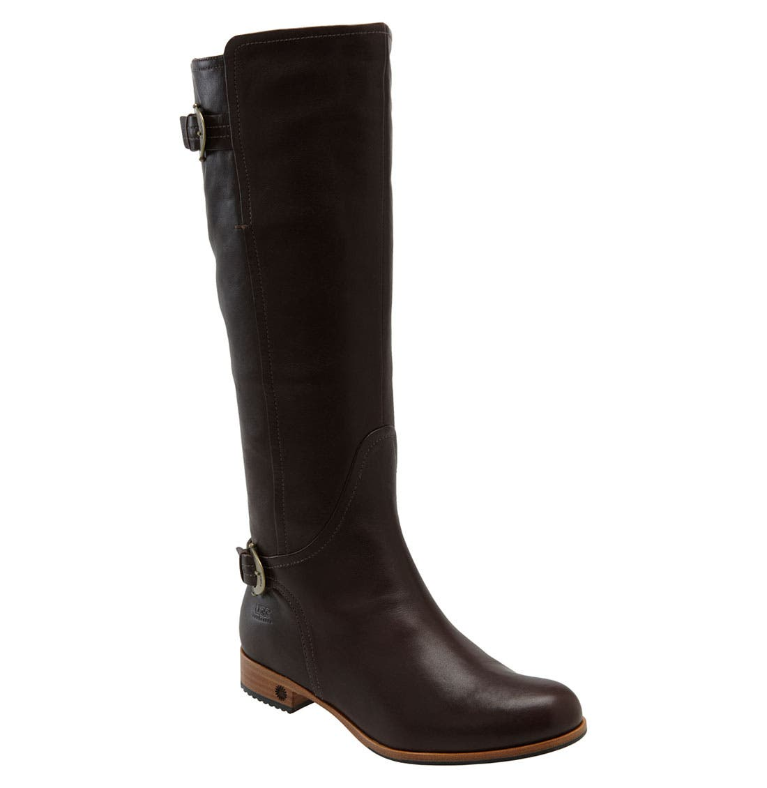 Alternate Image 1 Selected - UGG® Australia 'Amberlee' Riding Boot