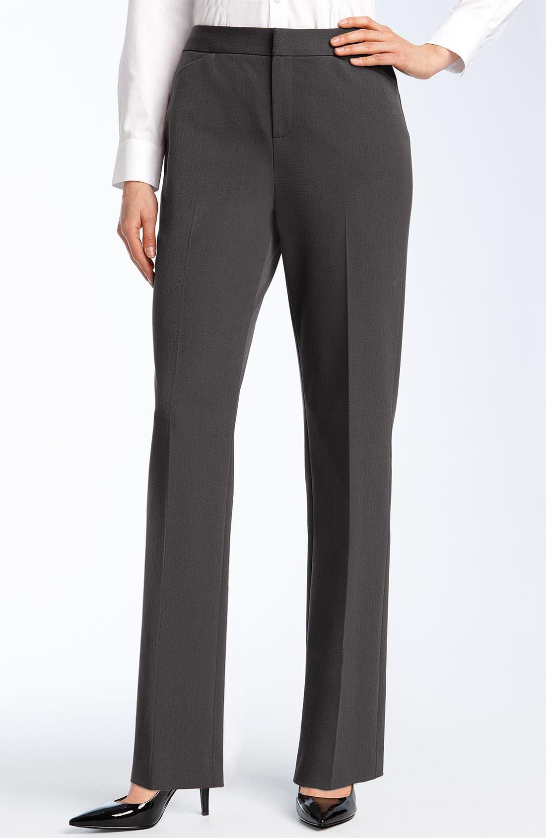 Alternate Image 1 Selected - Amber Sun Slim Leg Pants