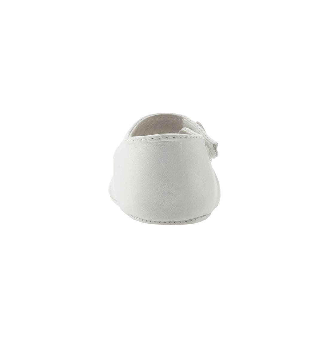 Alternate Image 4  - Designer's Touch 'Hartlee' Crib Shoe (Baby)