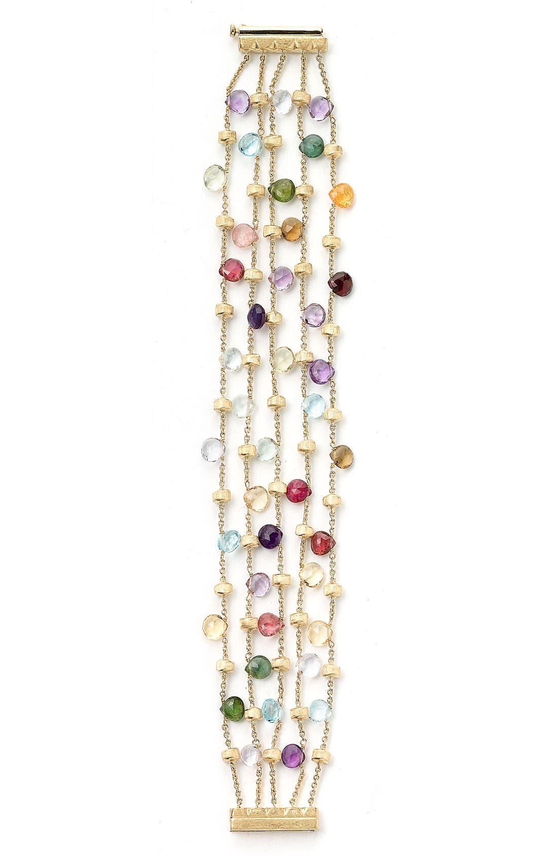 Alternate Image 2  - Marco Bicego 'Paradise' Five Strand Bracelet