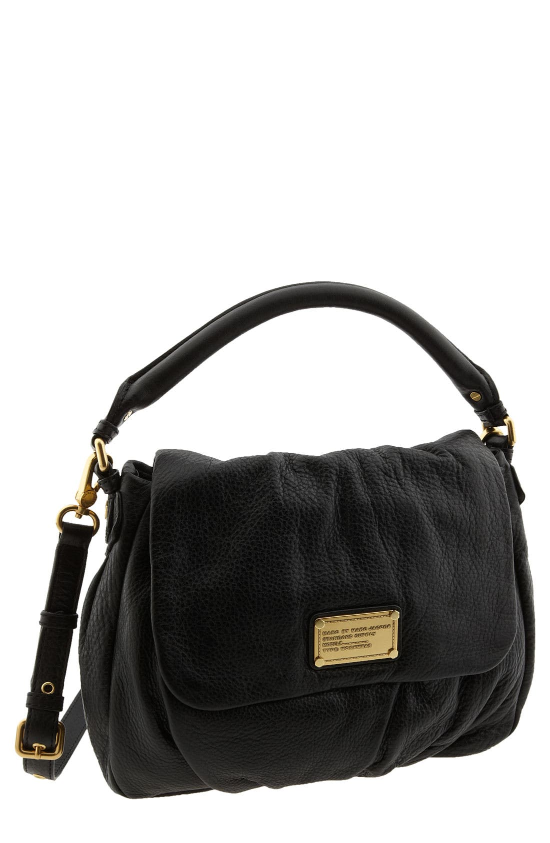 Alternate Image 1 Selected - MARC BY MARC JACOBS 'Classic Q - Little Ukita' Shoulder Bag