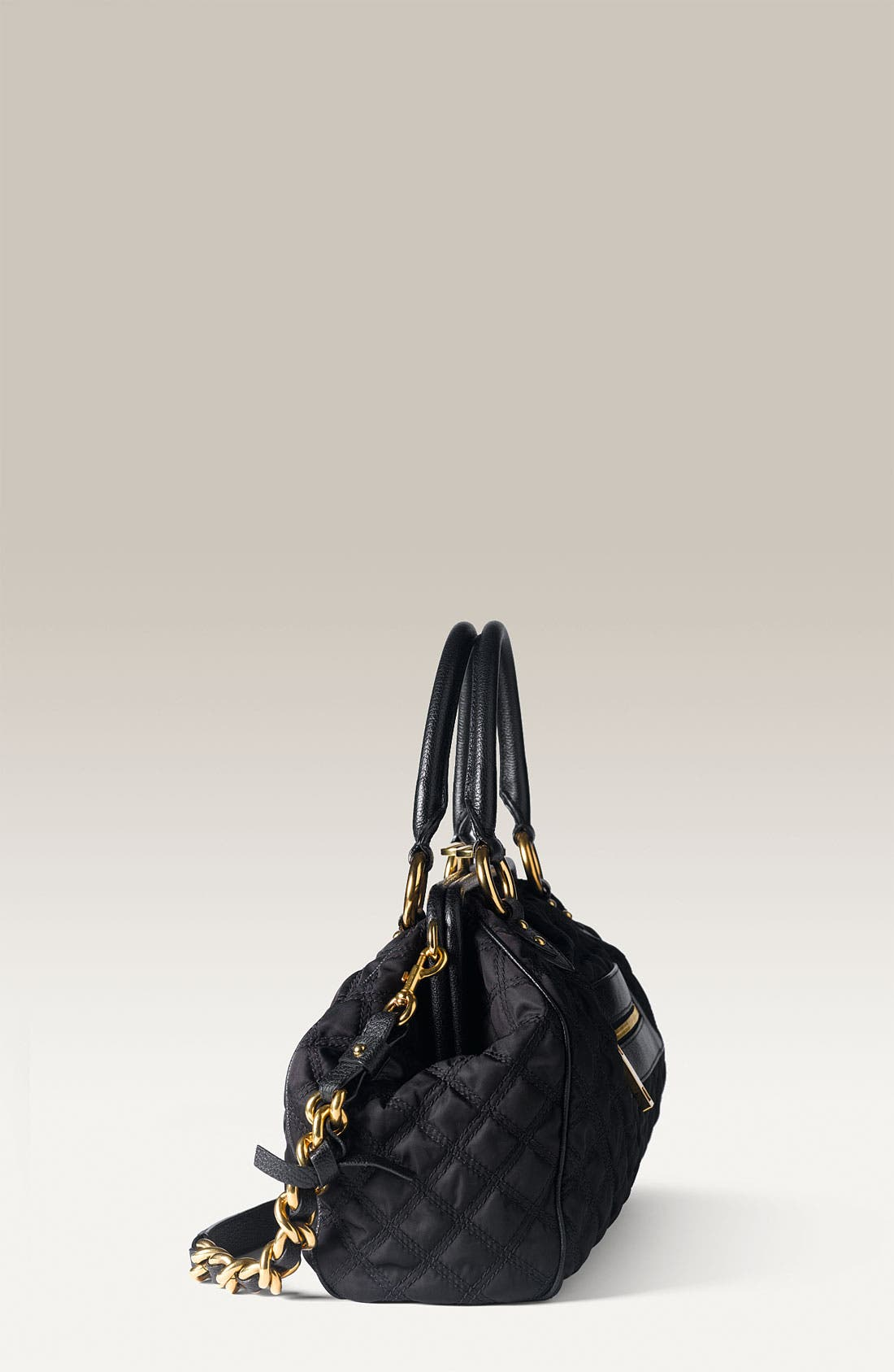 Alternate Image 2  - MARC JACOBS 'Stam' Quilted Nylon Satchel