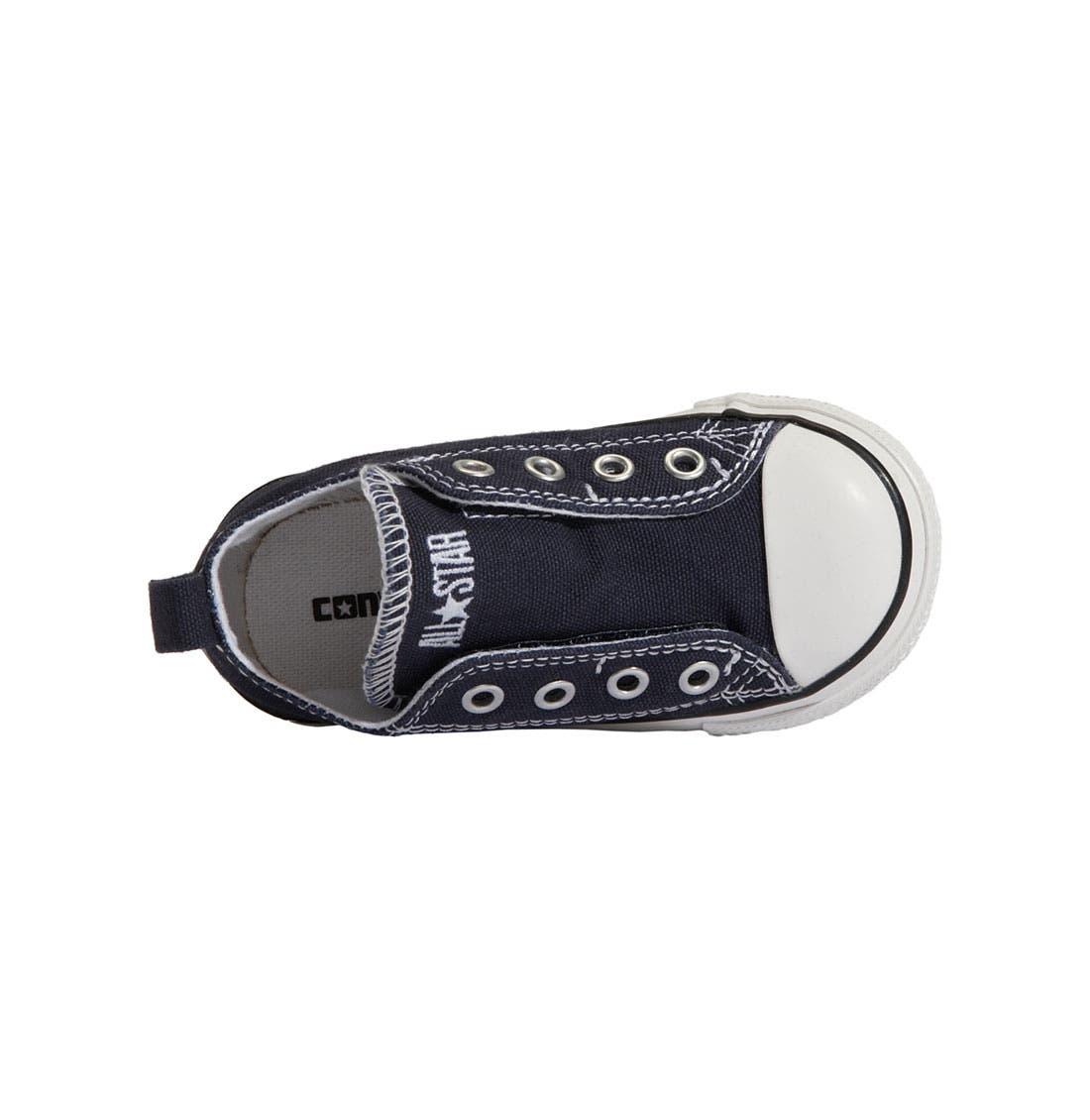 Alternate Image 3  - Converse Chuck Taylor® Slip-On Sneaker (Baby, Walker & Toddler)