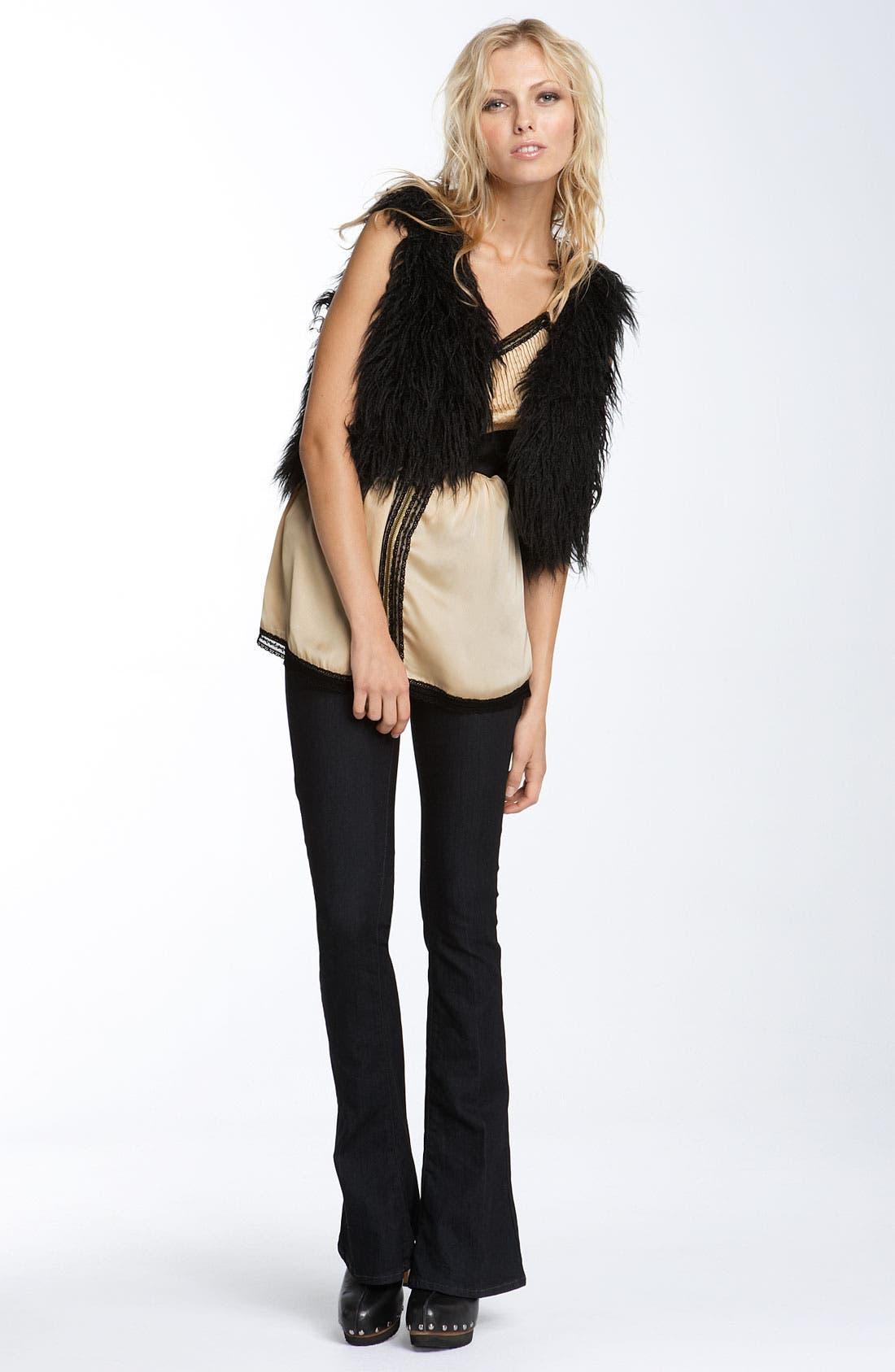 Alternate Image 2  - Kensie Faux Fur Vest