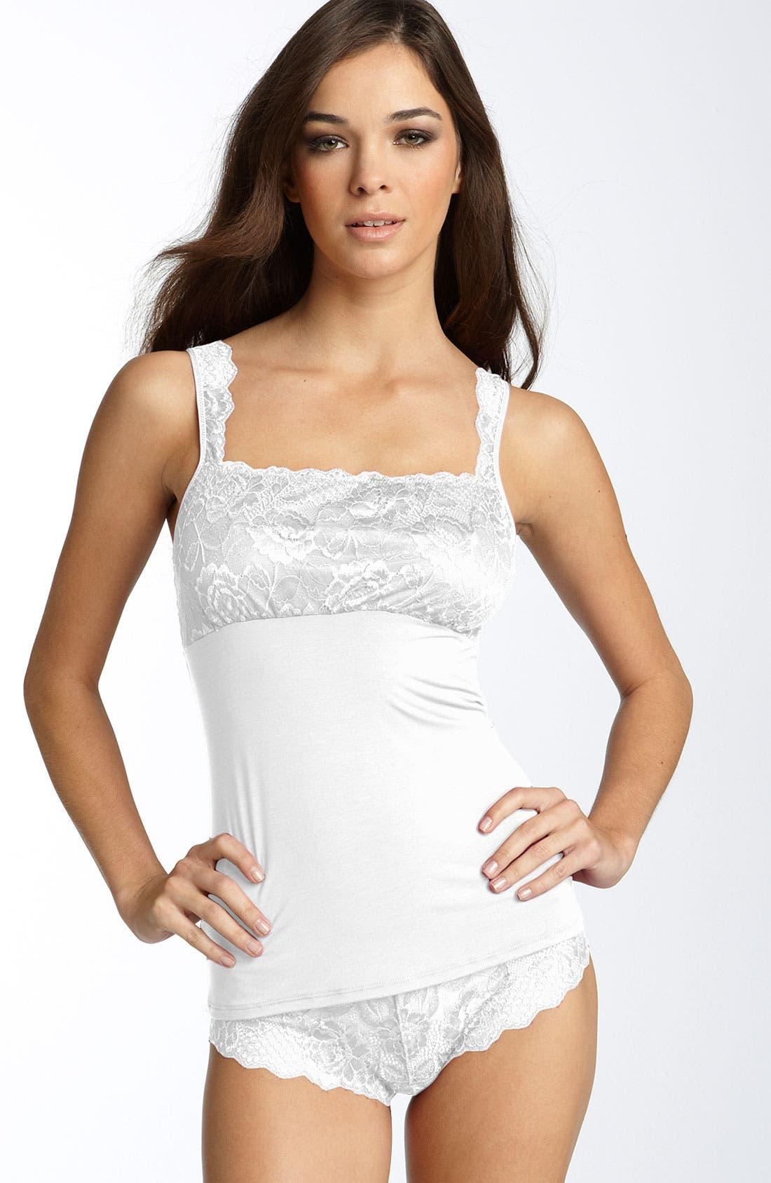 Alternate Image 1 Selected - Felina 'Lush' Lace Camisole
