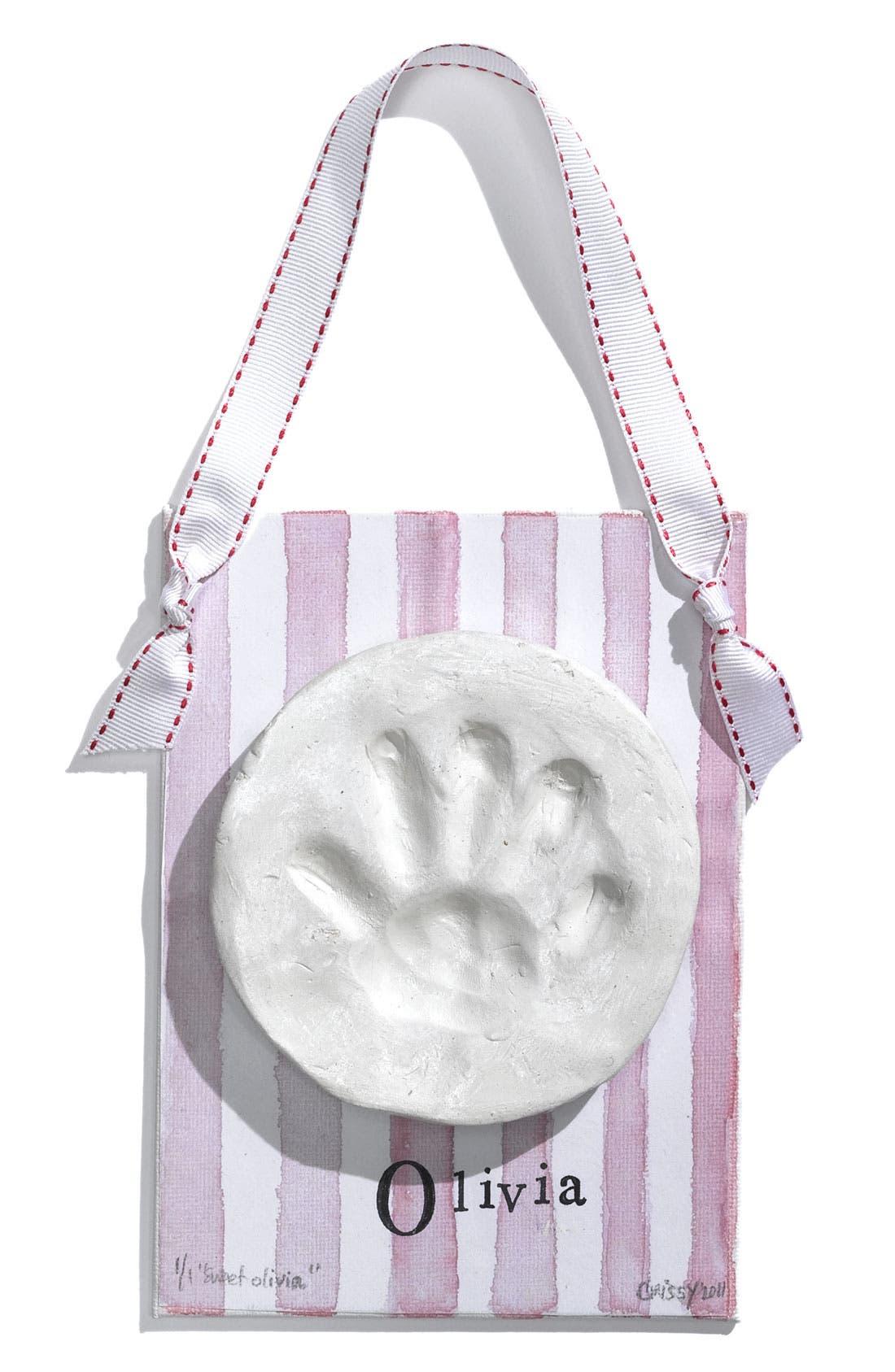 Alternate Image 1 Selected - Someday Inc. Clay Handprint Kit