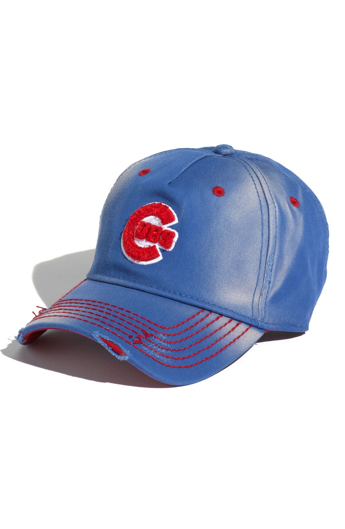 Alternate Image 1 Selected - American Needle 'Chicago Cubs' Distressed Cap