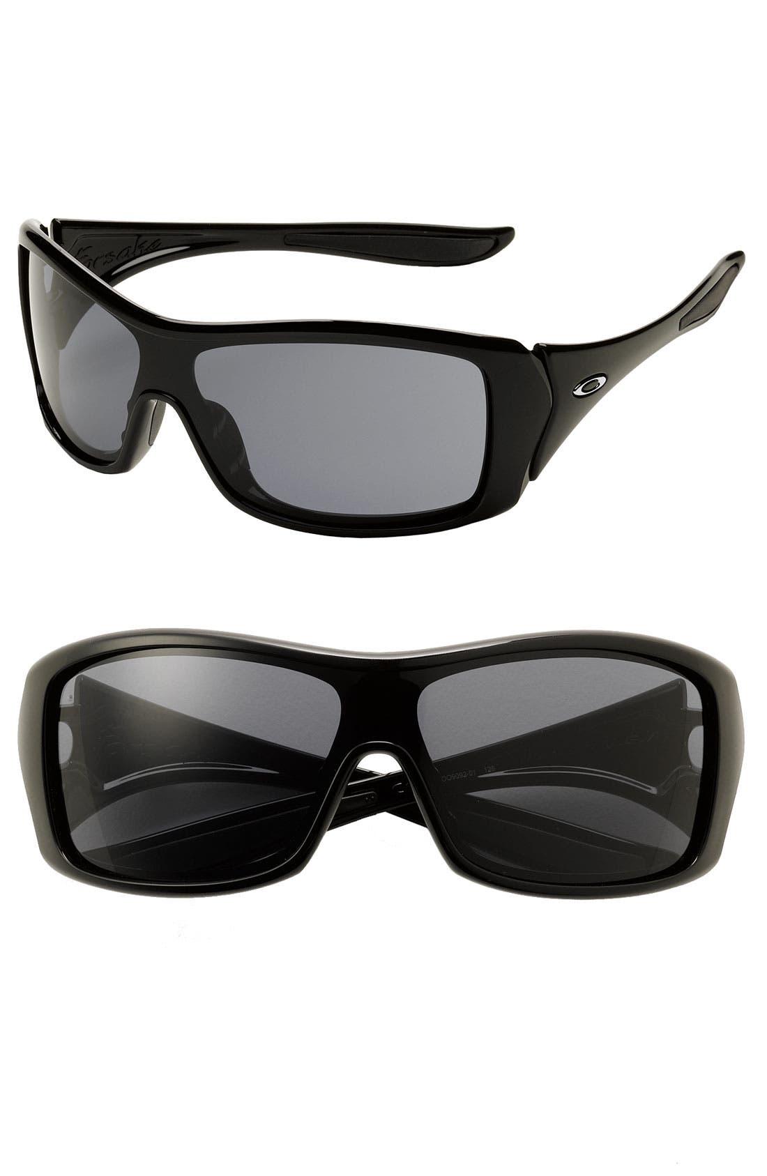 Alternate Image 1 Selected - Oakley Forsake® Shield Sunglasses