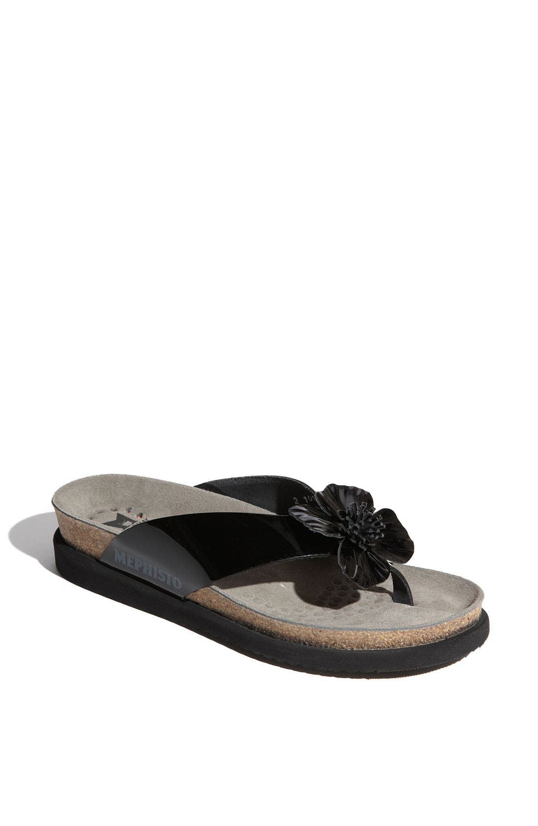 Alternate Image 1 Selected - Mephisto 'Violette' Thong Sandal