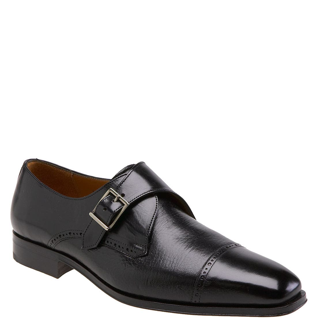 Alternate Image 1 Selected - Mezlan 'Mercker II' Monk Strap Loafer