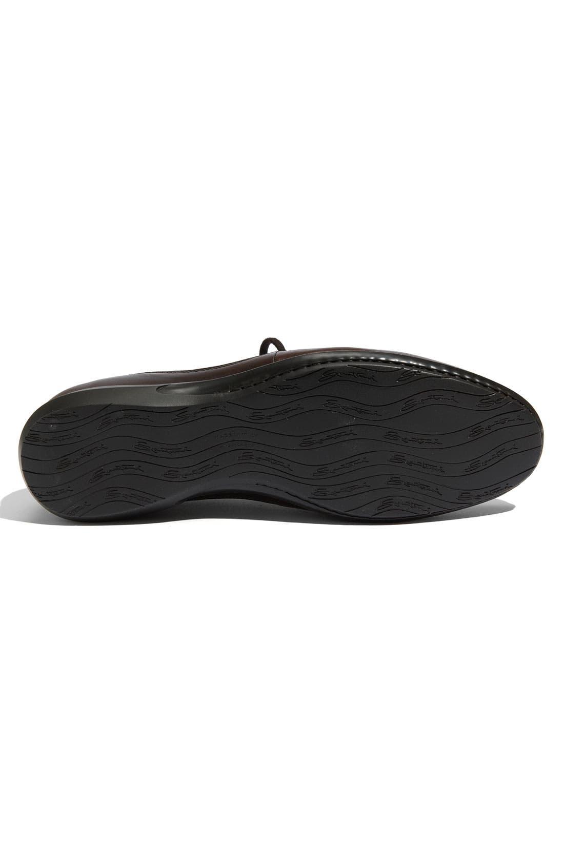 Alternate Image 4  - Santoni 'Marlin' Sneaker (Men)
