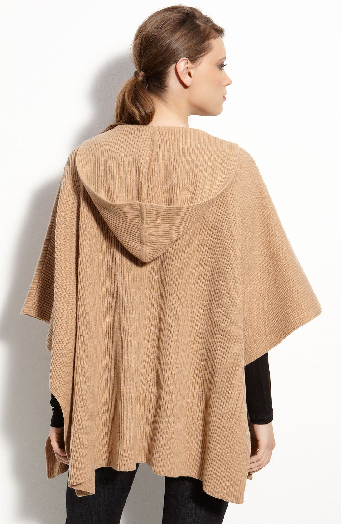 Alternate Image 2  - MARC BY MARC JACOBS Wool Poncho (Nordstrom Exclusive)