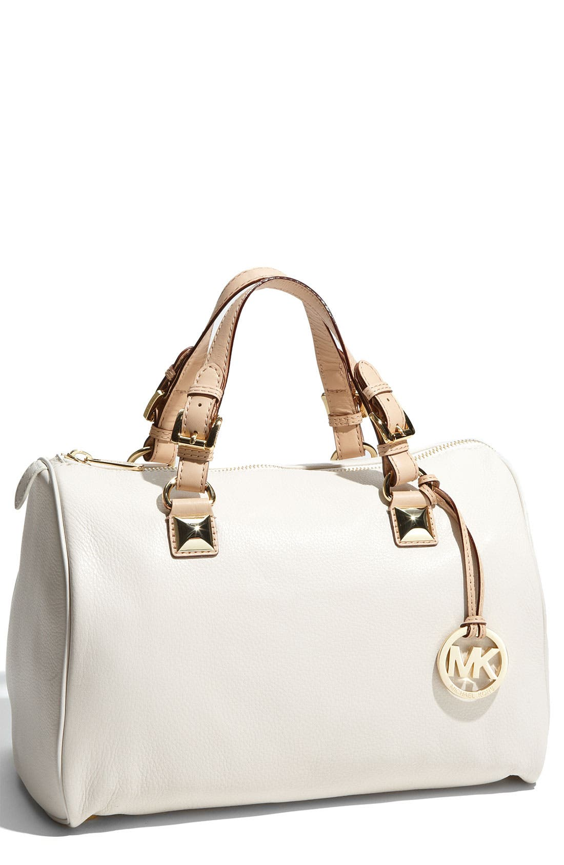 Alternate Image 1 Selected - MICHAEL Michael Kors 'Grayson' Leather Satchel