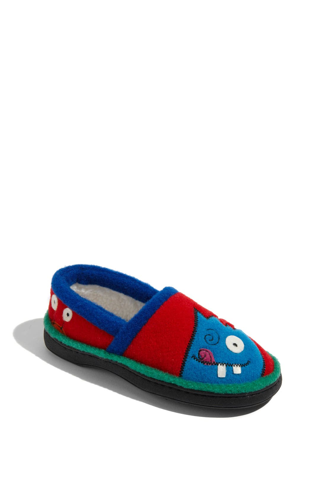 Alternate Image 1 Selected - Acorn 'Monster Moc' Slipper (Toddler, Little Kid & Big Kid)