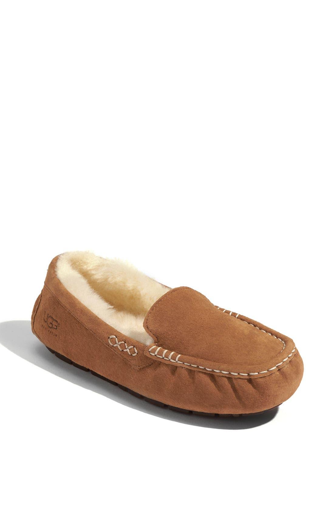 UGG® Ansley Water Resistant Slipper (Women)