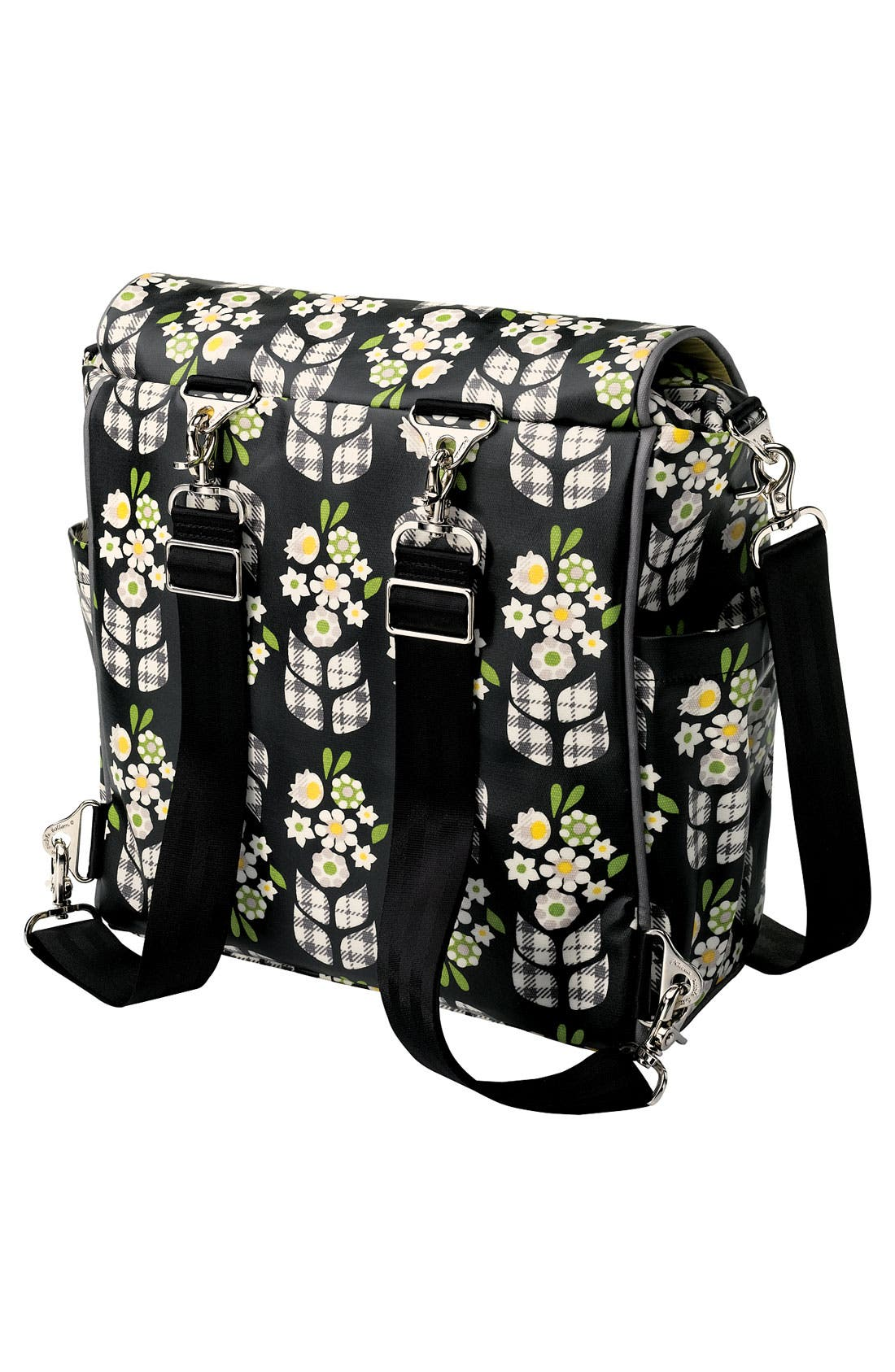 Alternate Image 2  - Disney, It's a Small World by Petunia Pickle Bottom 'Boxy Backpack' Glazed Diaper Bag