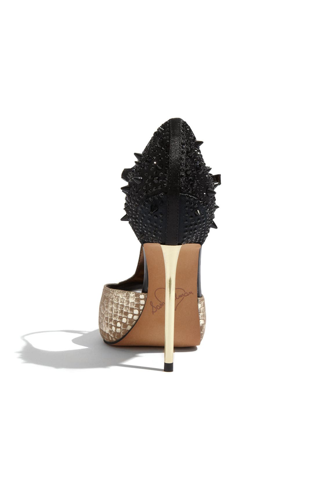 Alternate Image 4  - Sam Edelman 'Scarlett' Pump