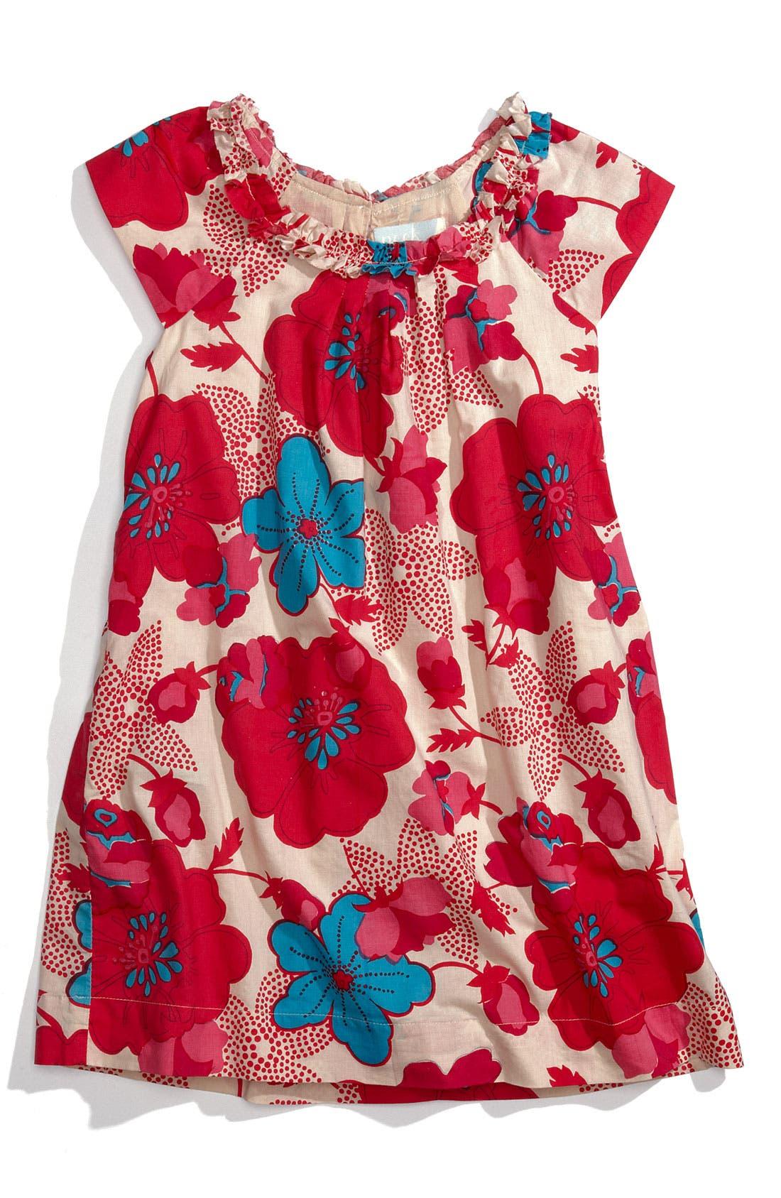 Main Image - Peek 'Palma' Dress (Toddler, Little Girls & Big Girls)