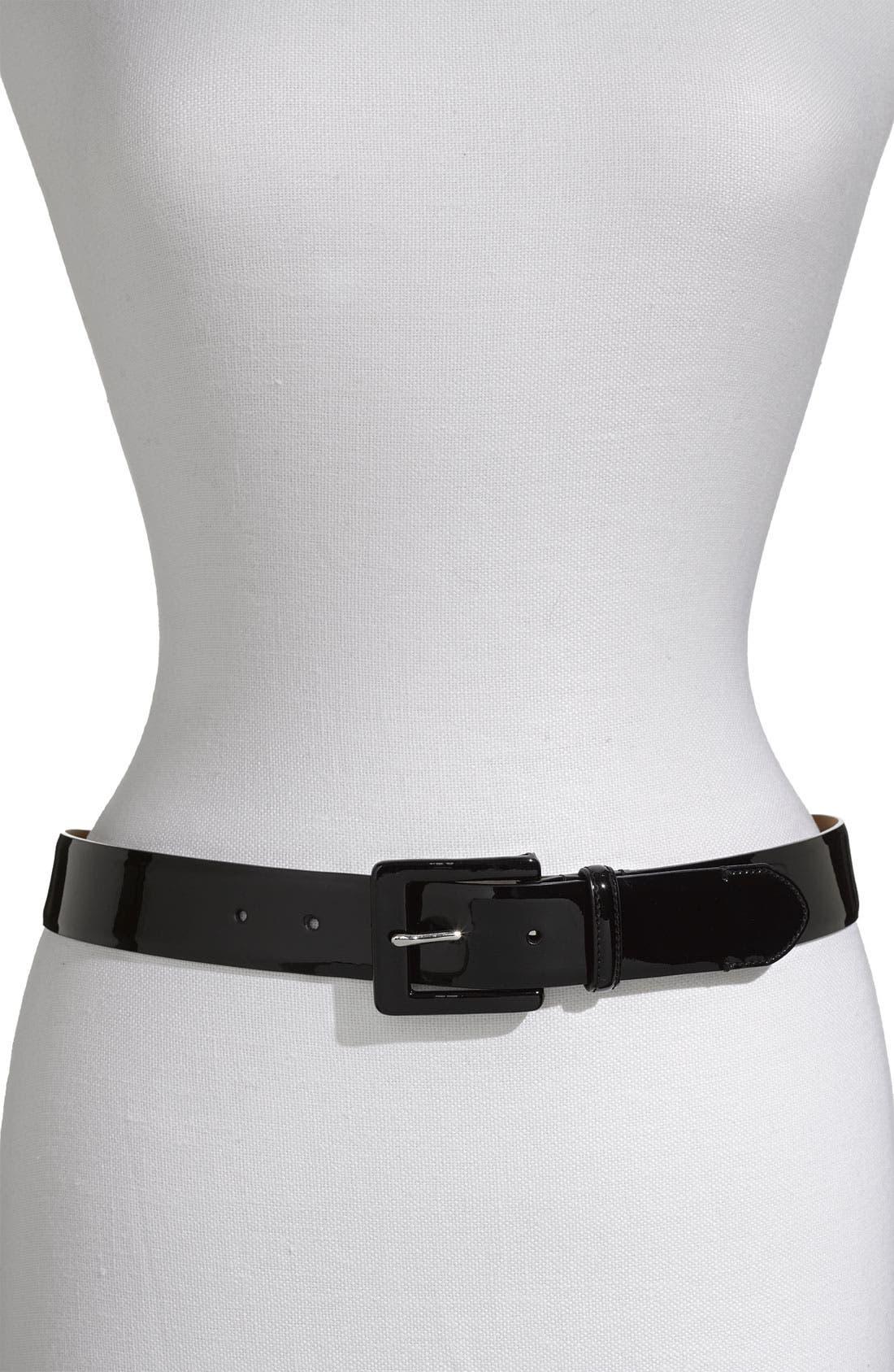 Alternate Image 1 Selected - Lauren Ralph Lauren Belt
