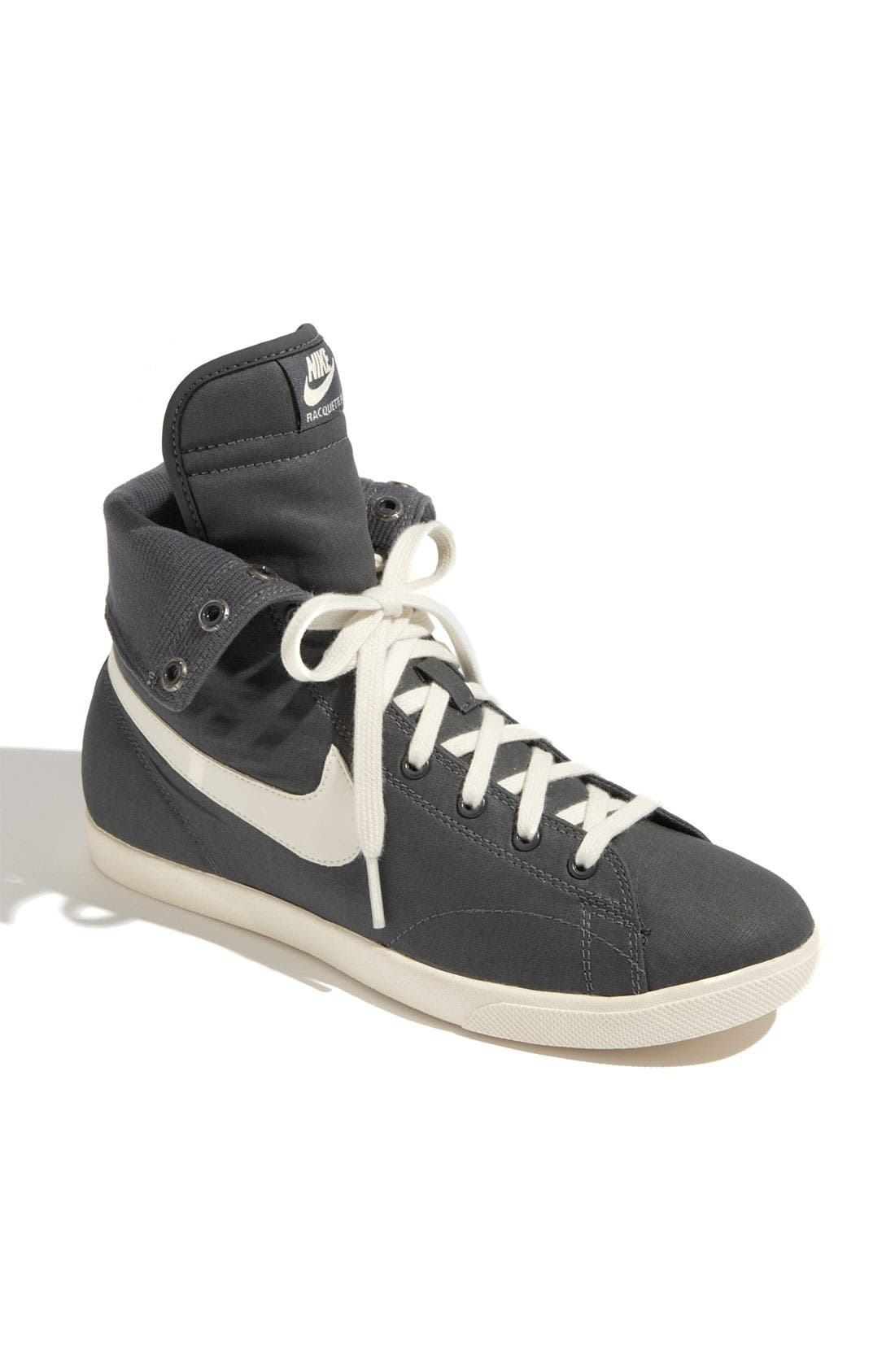 Alternate Image 1 Selected - Nike 'Raquette Mid' High Top Sneaker