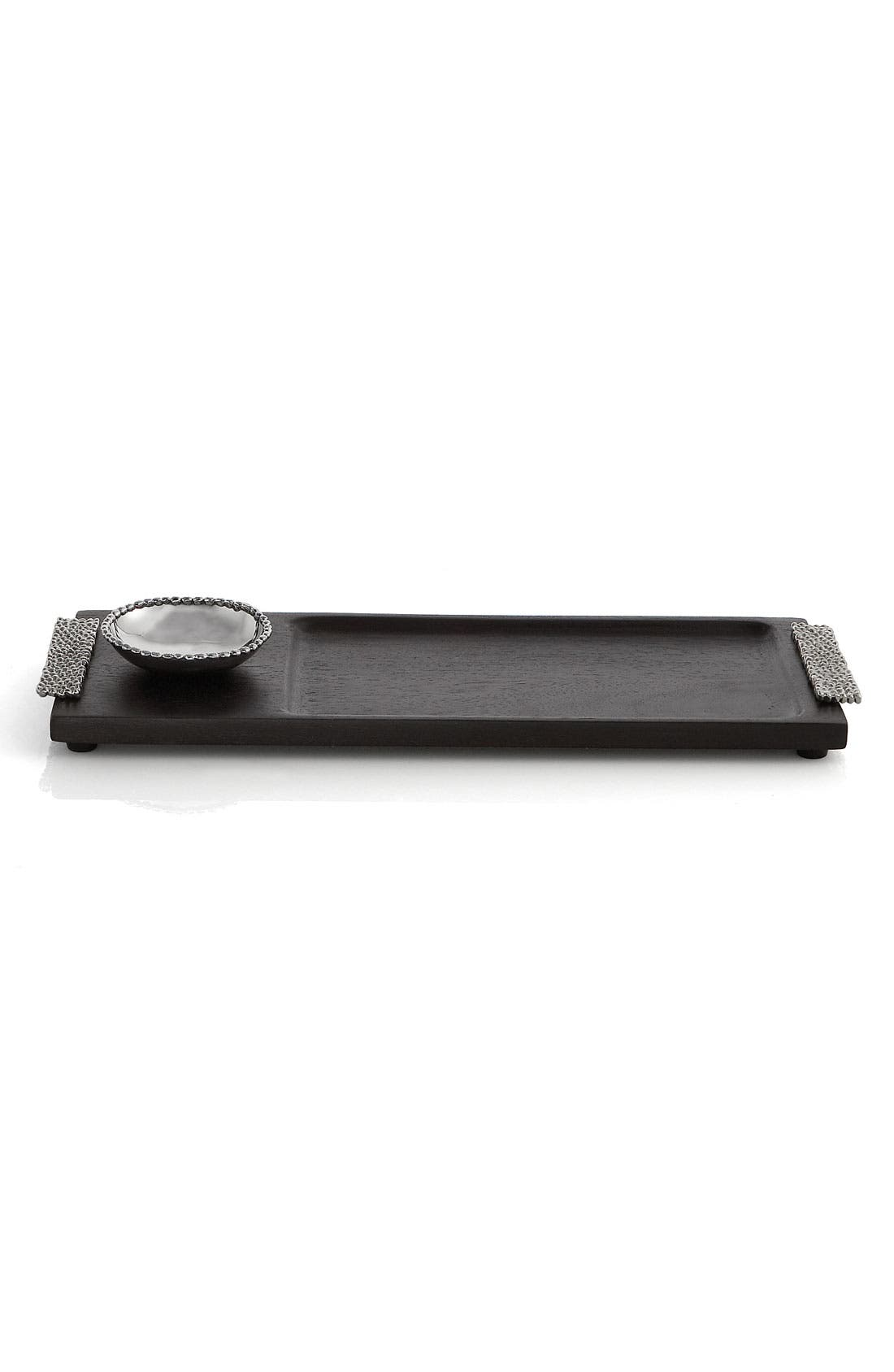 Main Image - Michael Aram 'Molten' Olive Oil Dipping Board