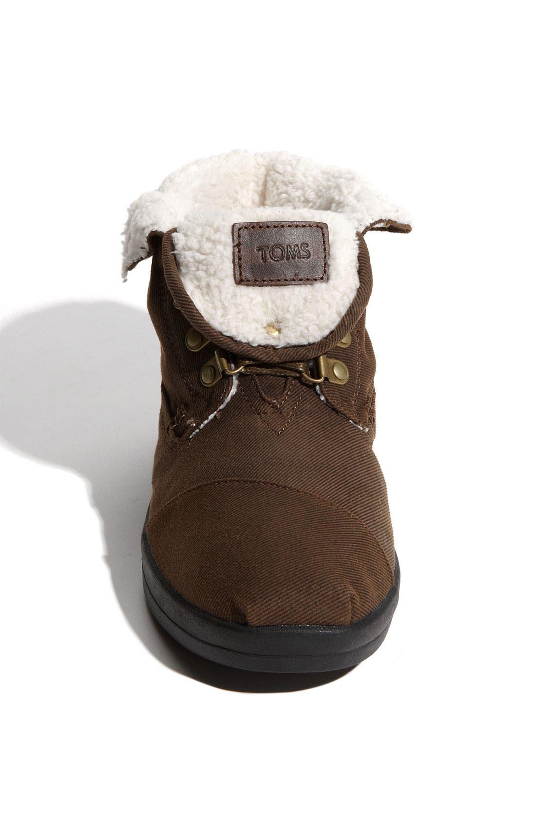 Alternate Image 3  - TOMS 'Highlands' Fleece Boot (Men)