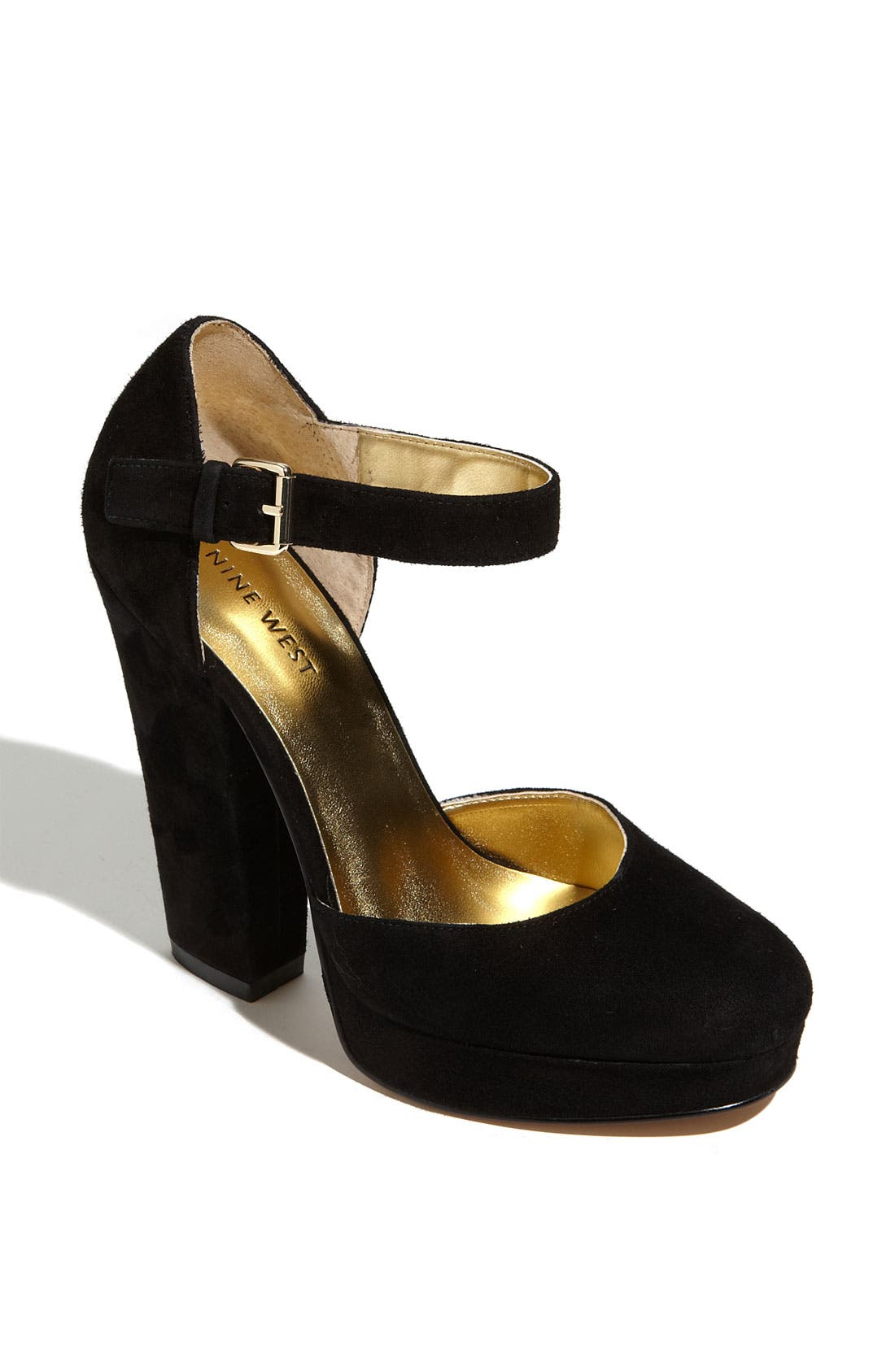 Main Image - Nine West 'Aroundtown' Mary Jane Pump